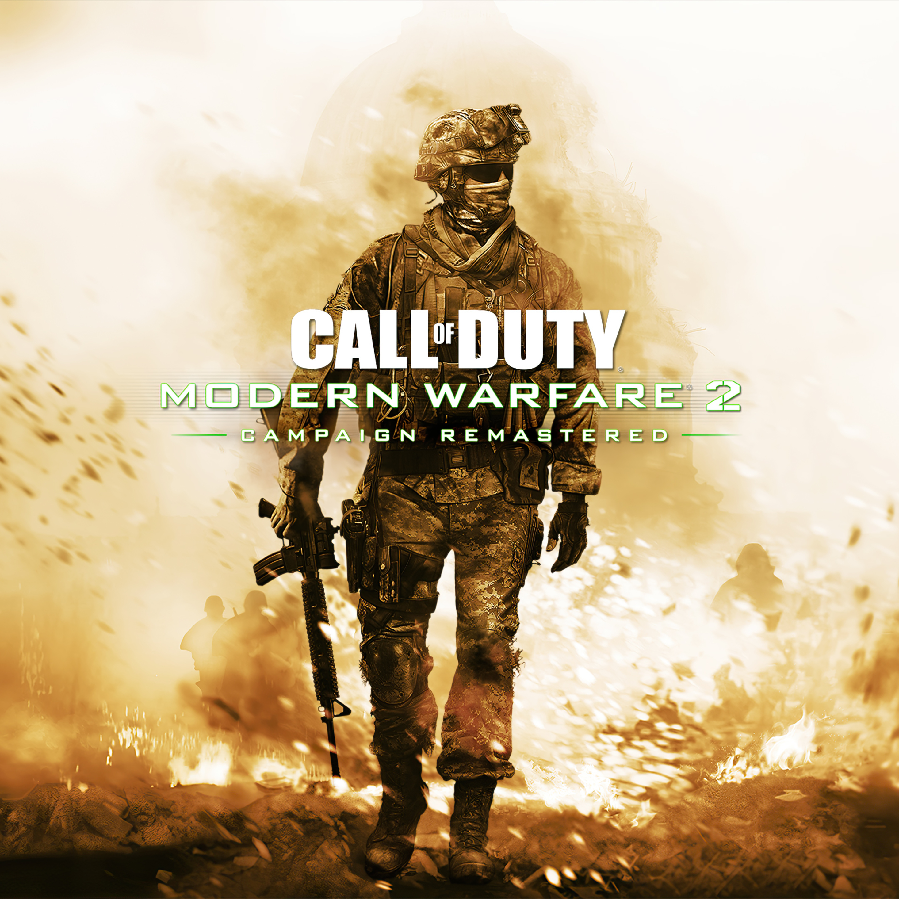 2932x2932 Call Of Duty Modern Warfare 2 Campaign Remastered 4k