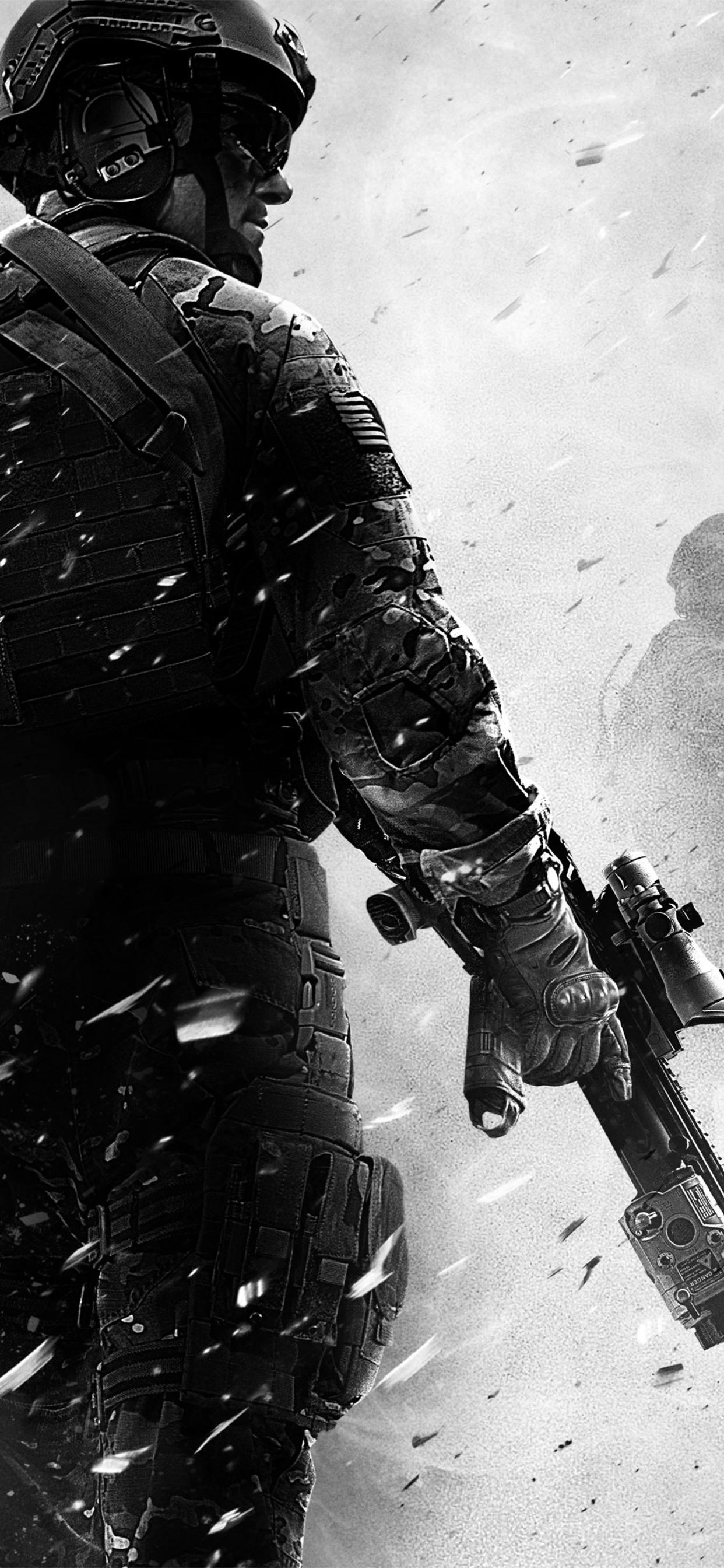 1242x2688 Call Of Duty Modern Warfare 3 4k Iphone Xs Max Hd