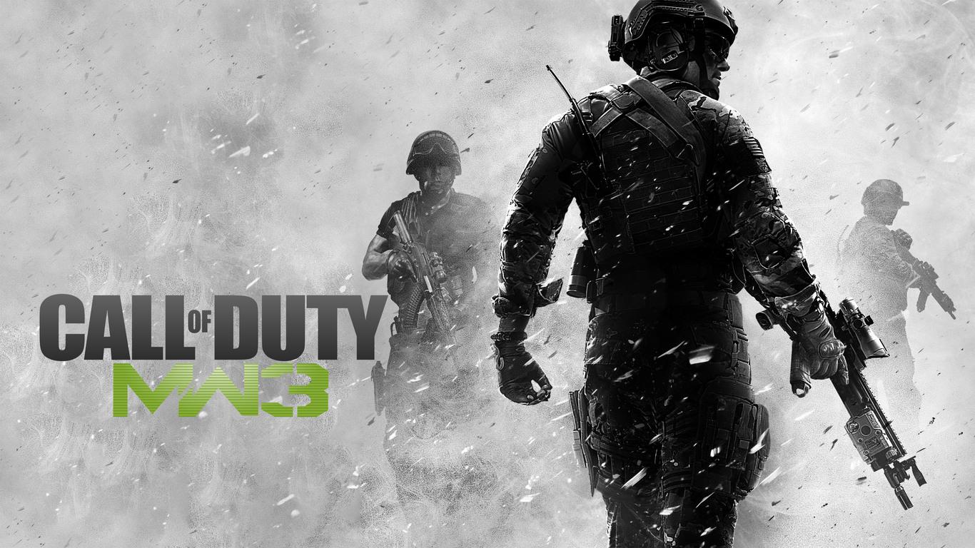 1366x768 Call Of Duty Modern Warfare 3 4k 1366x768 Resolution Hd