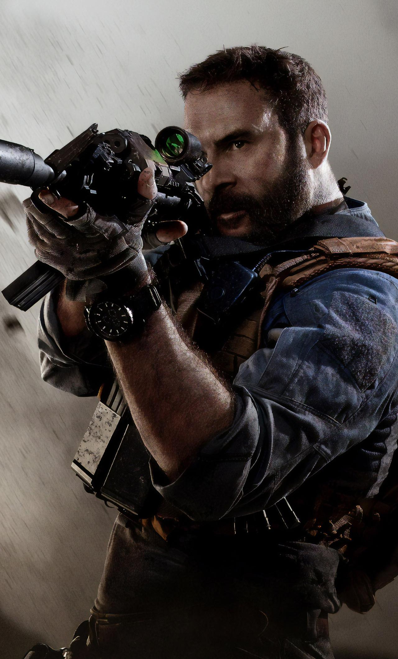 1280x2120 Call Of Duty Modern Warfare 4k Iphone 6 Hd 4k