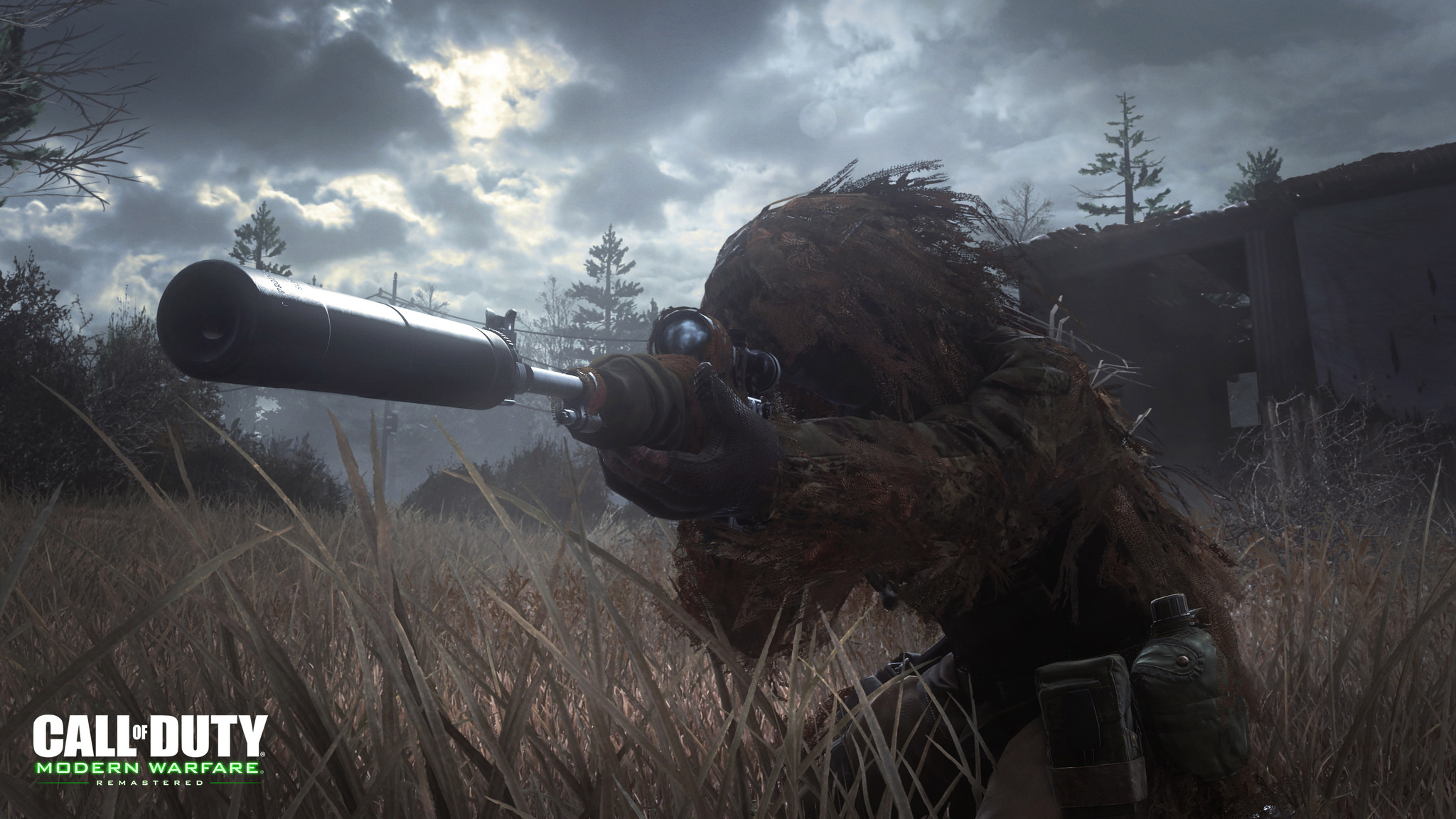 2048x1152 Call Of Duty Modern Warfare Remastered 2048x1152
