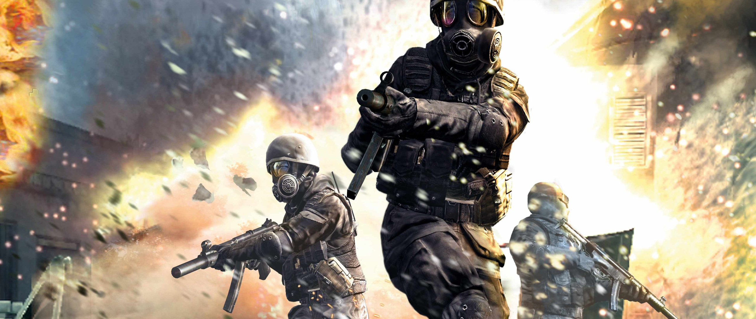 2560x1080 Call Of Duty Modern Warfare Remastered Video Game