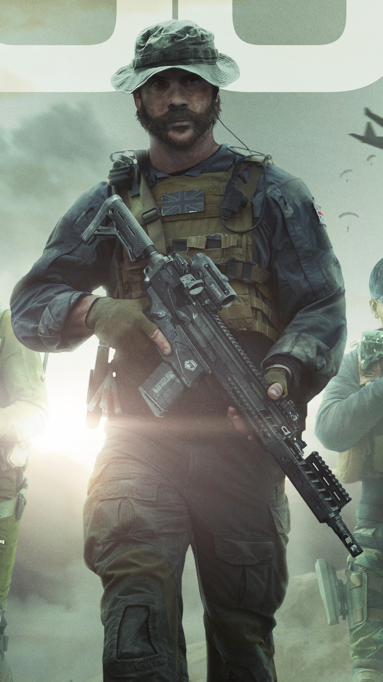 750x1334 Call Of Duty Modern Warfare Season 4 Iphone 6 Iphone 6s