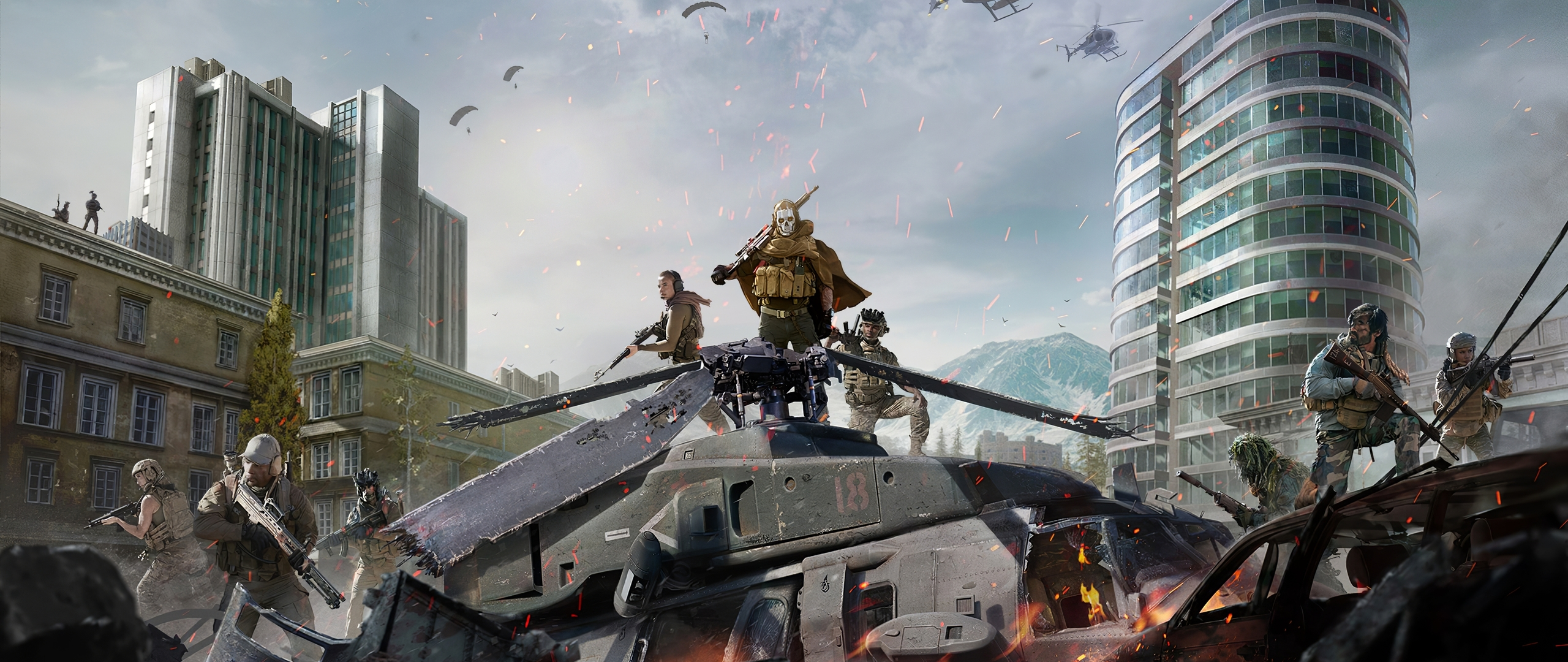 2560x1080 Call Of Duty Warzone 4k 2560x1080 Resolution Hd 4k