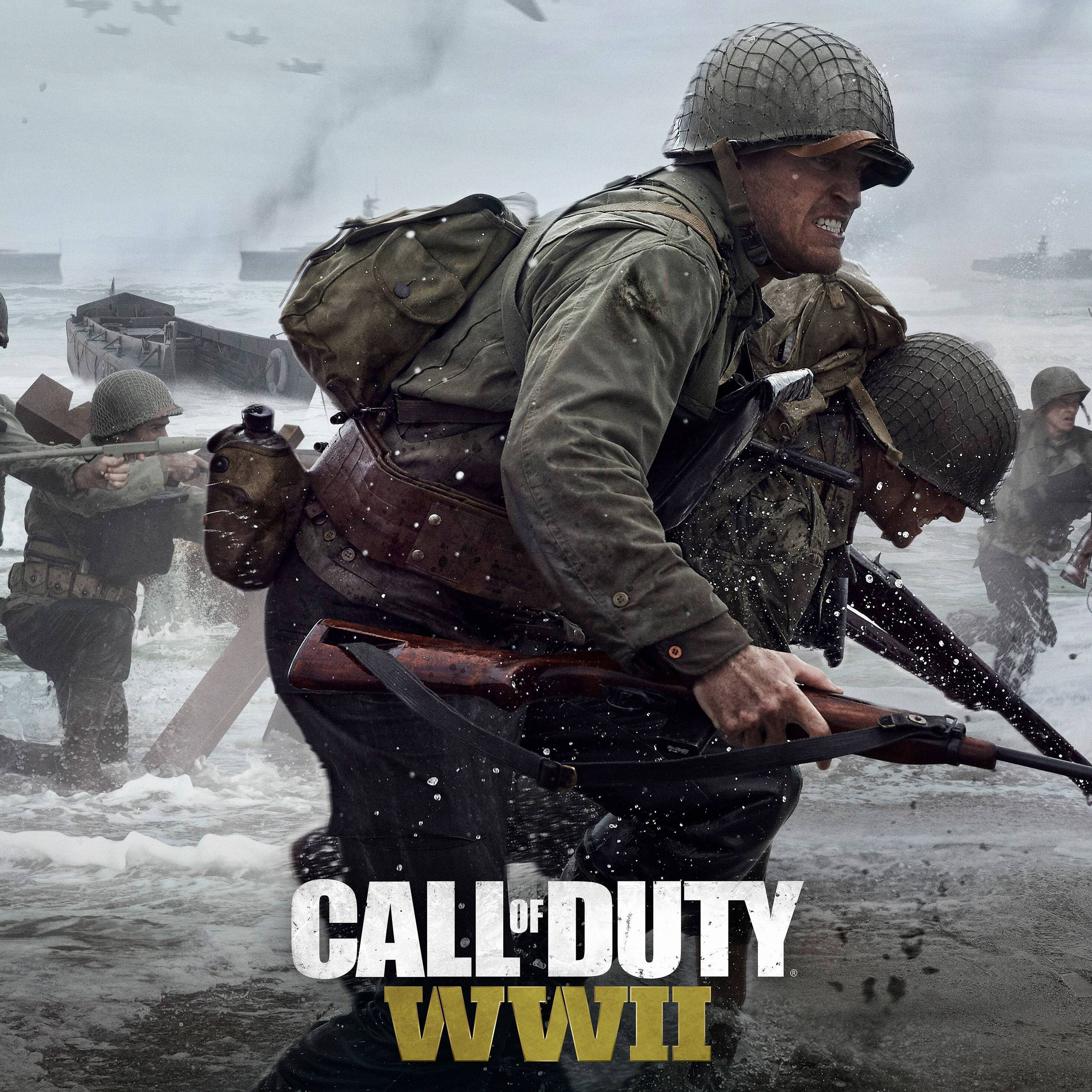 2932x2932 call of duty ww2 8k ipad pro retina display hd - Cod ww2 4k pc ...