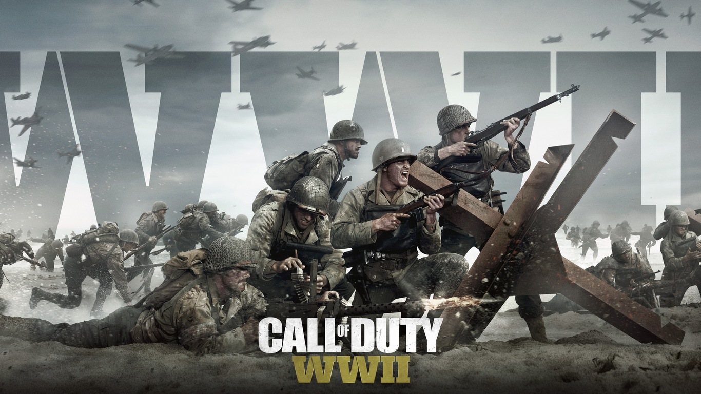 1366x768 Call Of Duty Ww2 1366x768 Resolution Hd 4k Wallpapers Images Backgrounds Photos And Pictures