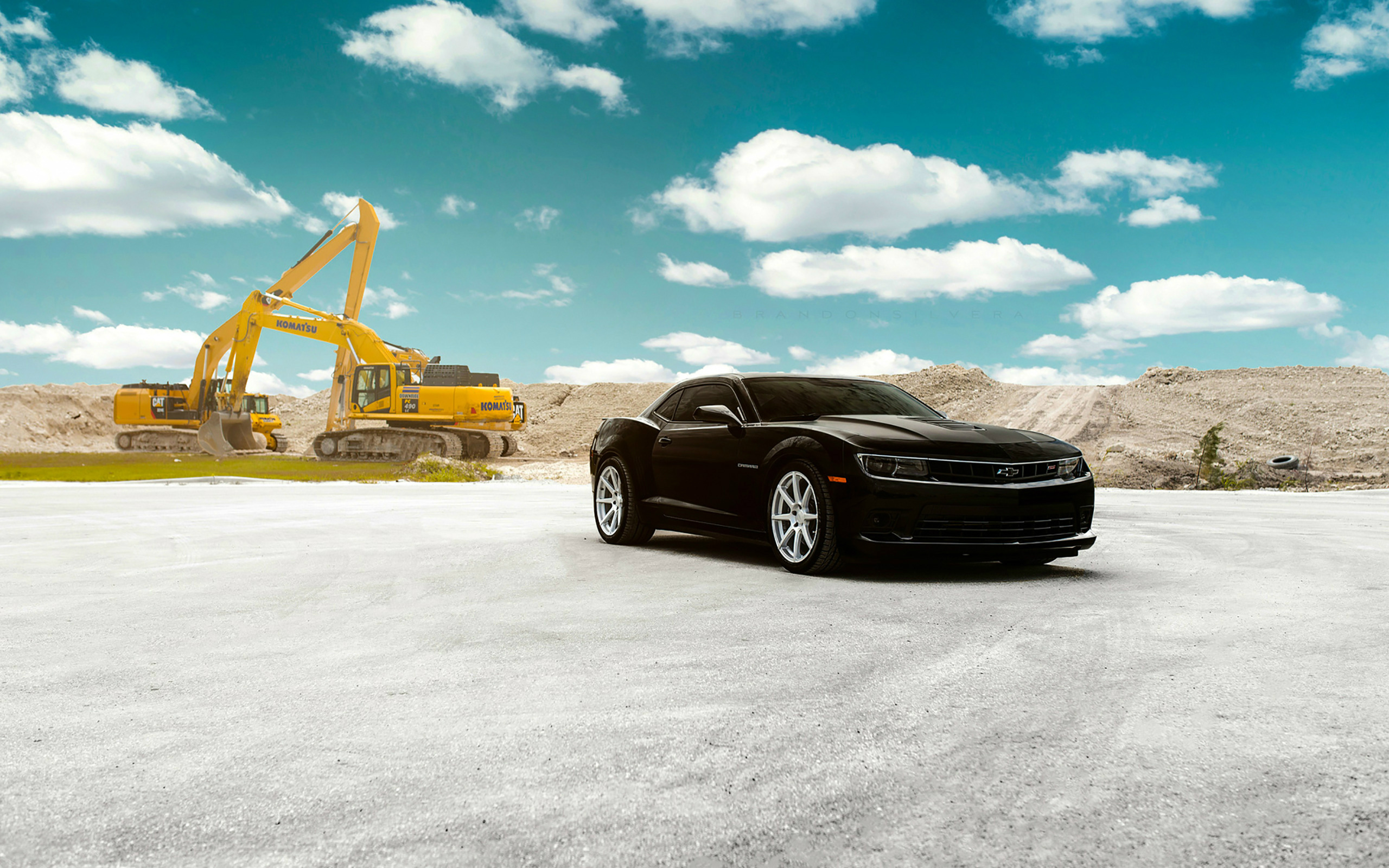 2560x1600 Camaro Black 2560x1600 Resolution Hd 4k Wallpapers