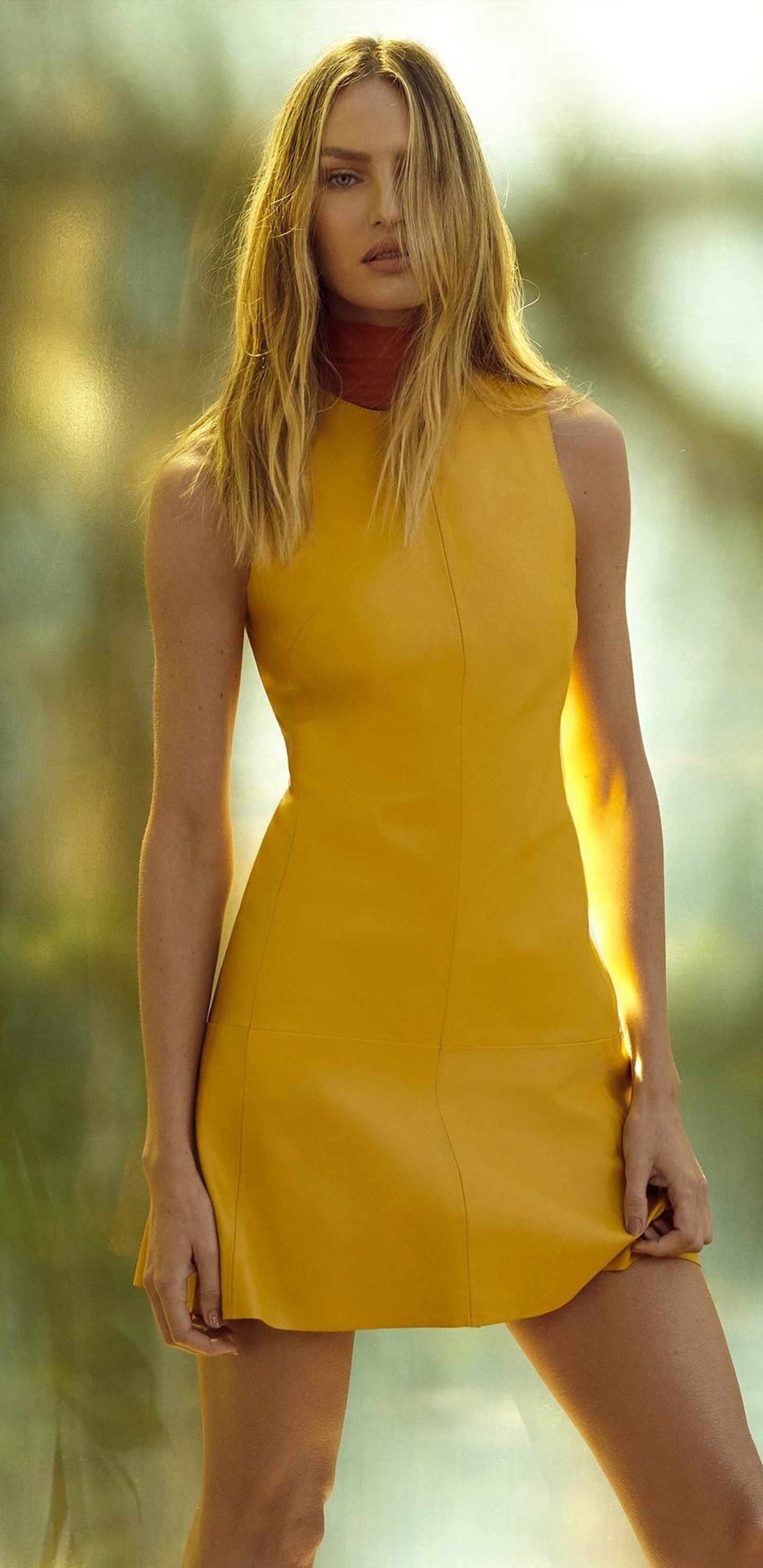 1440x2960 Candice Swanepoel Animales Summer Garden Campaign Samsung Galaxy Note 9 8 S9 S8 S8 Qhd Hd 4k Wallpapers Images Backgrounds Photos And Pictures