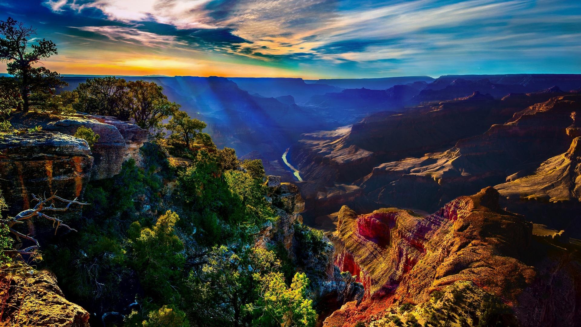 1920x1080 Canyon Landscape Laptop Full HD 1080P HD 4k ...