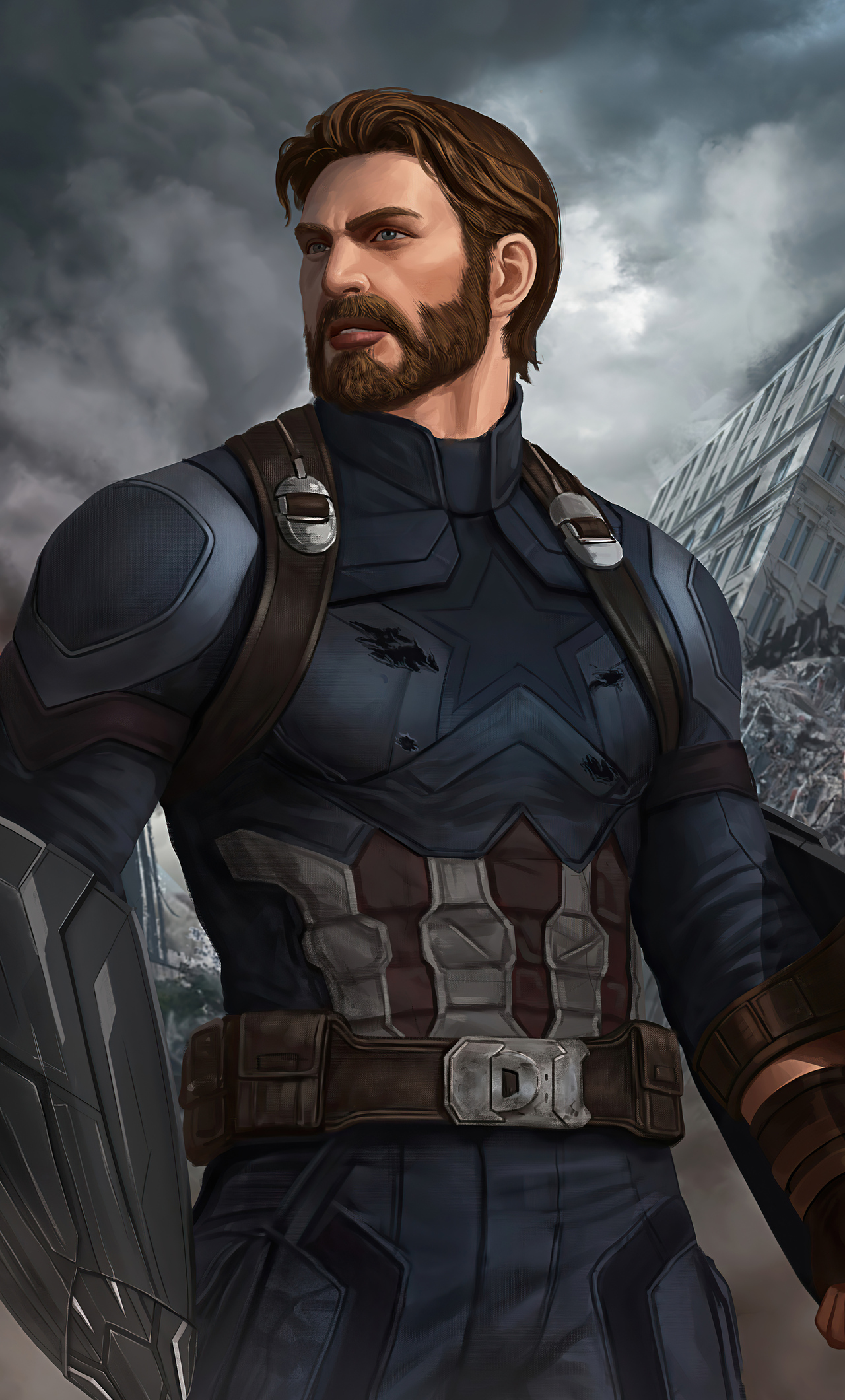 1280x2120 Captain America 2020 Artwork 4k iPhone 6+ HD 4k ...