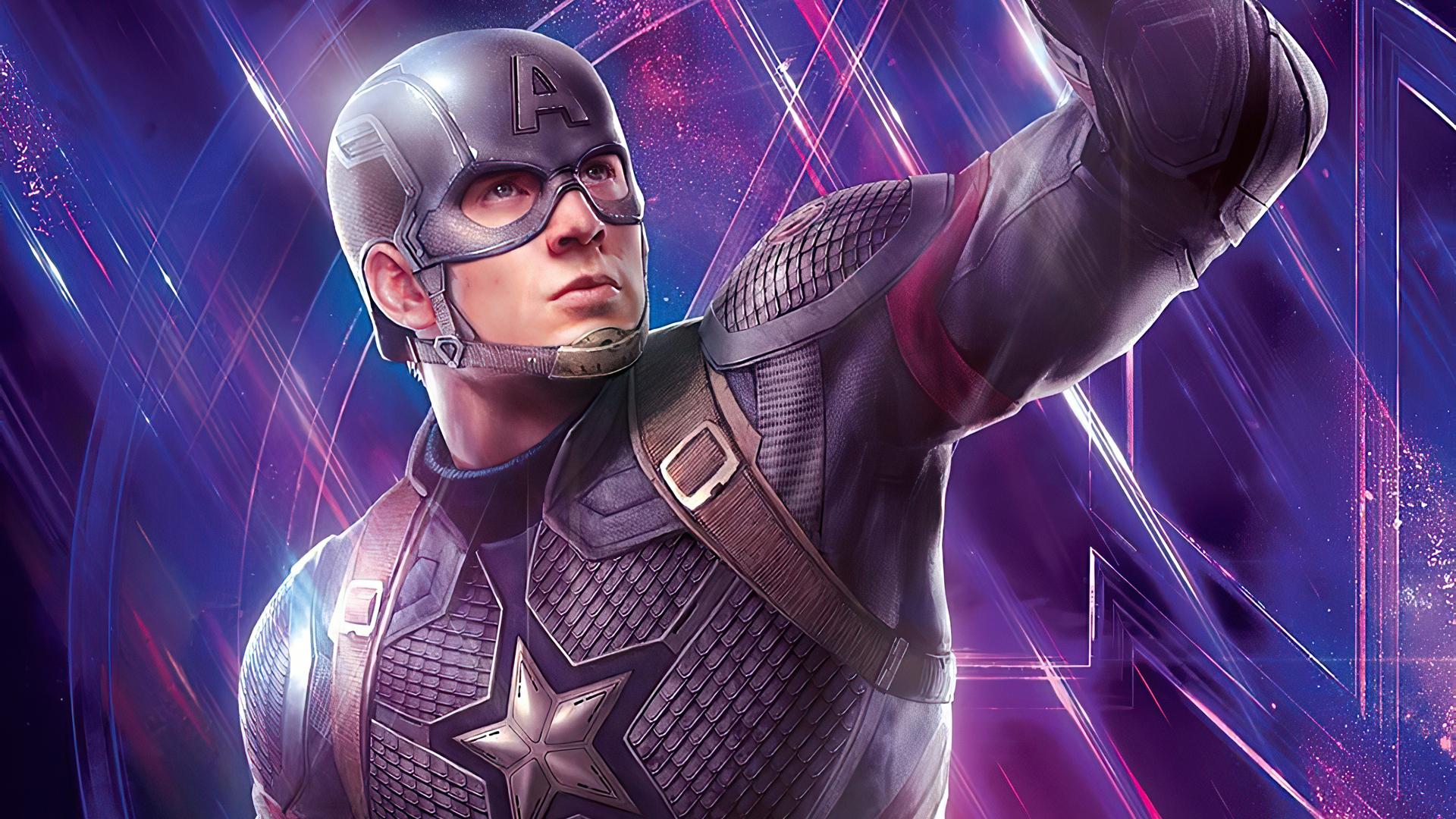 1920x1080 Captain America 2020 New Laptop Full HD 1080P HD ...