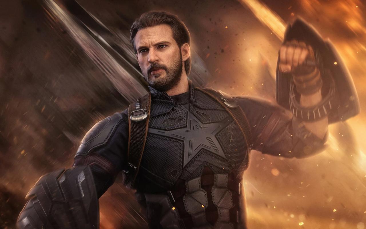 1280x800 Captain America 4k Avengers 720P HD 4k Wallpapers ...