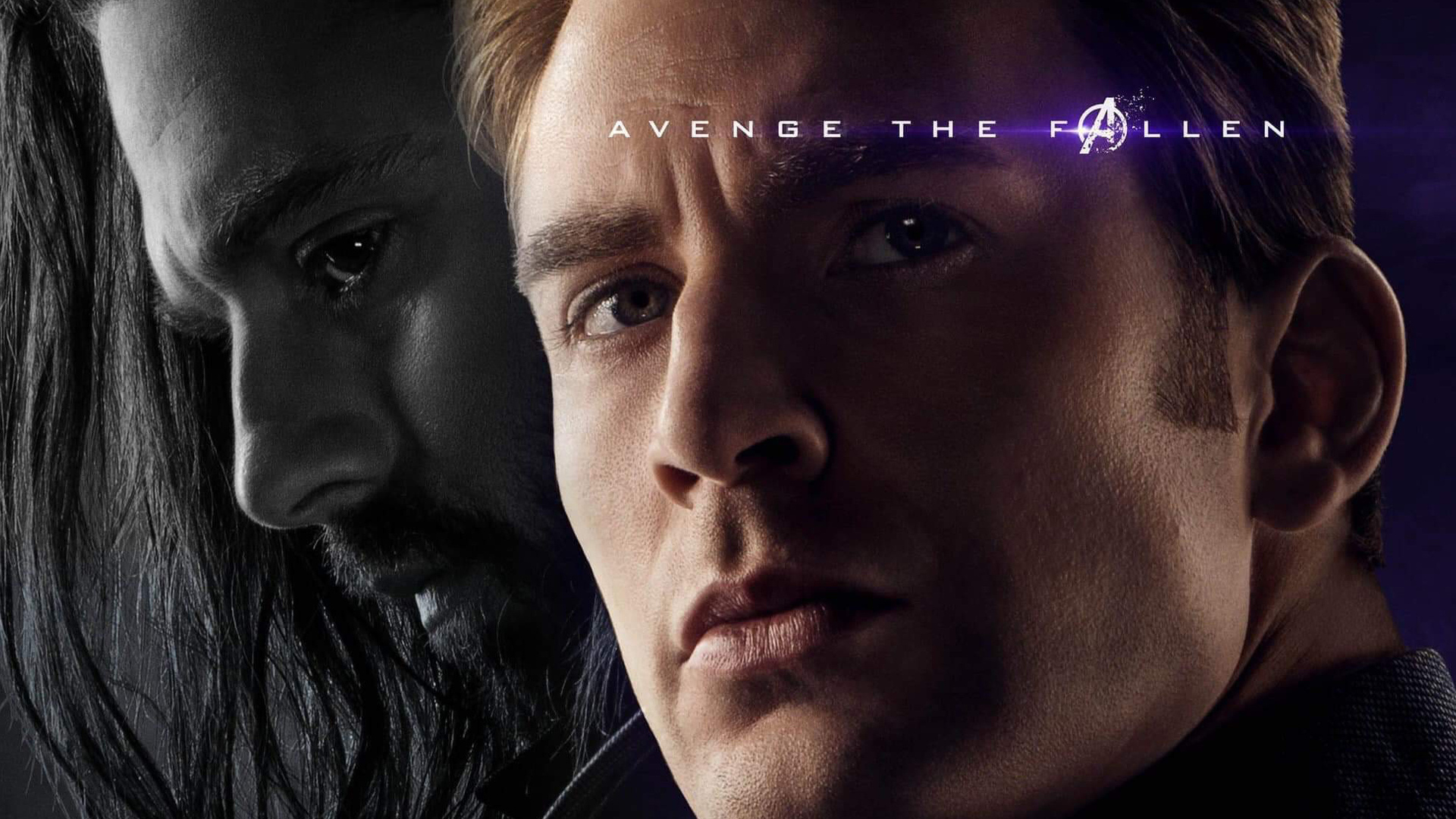 1920x1080 Captain America And Bucky Barnes In Avengers Endgame 2019