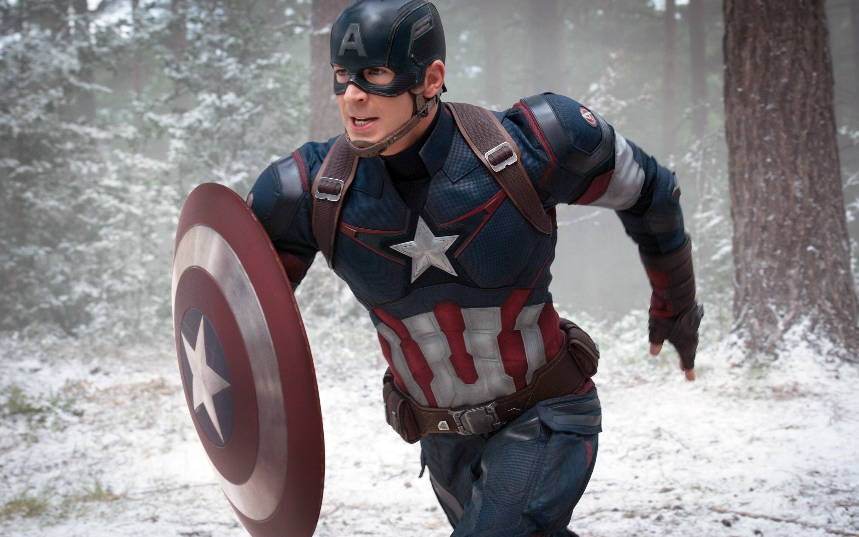 2880x1800 captain america avengers 2 macbook pro retina hd - Captain america screensaver download ...