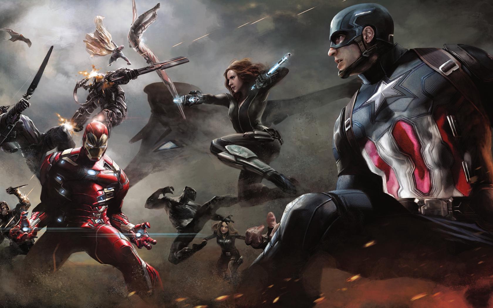 1680x1050 Captain America Civil War Best 1680x1050 Resolution Hd 4k