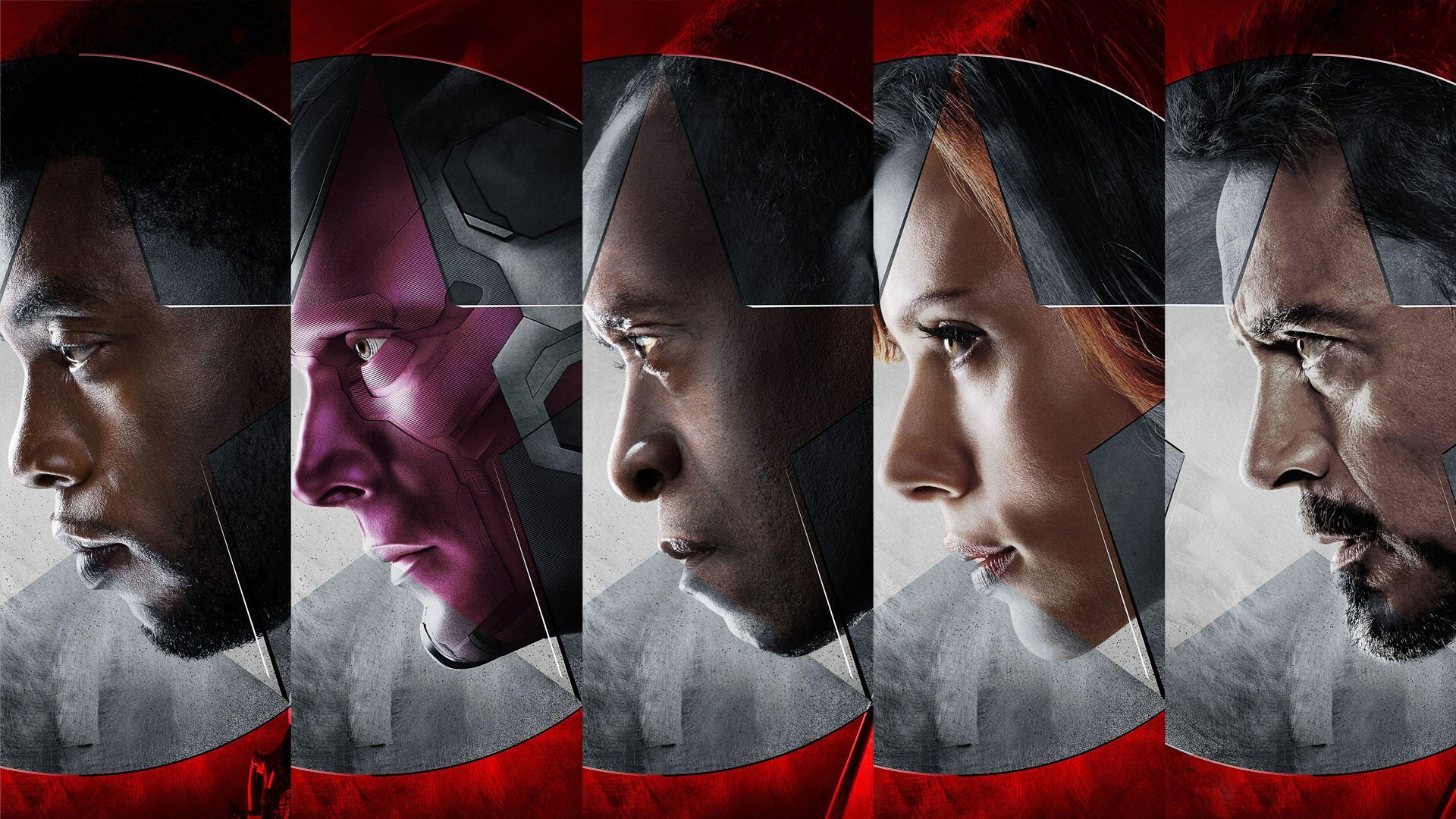 Captain America Civil War 4k: 1920x1080 Captain America Civil War Marvel Laptop Full HD