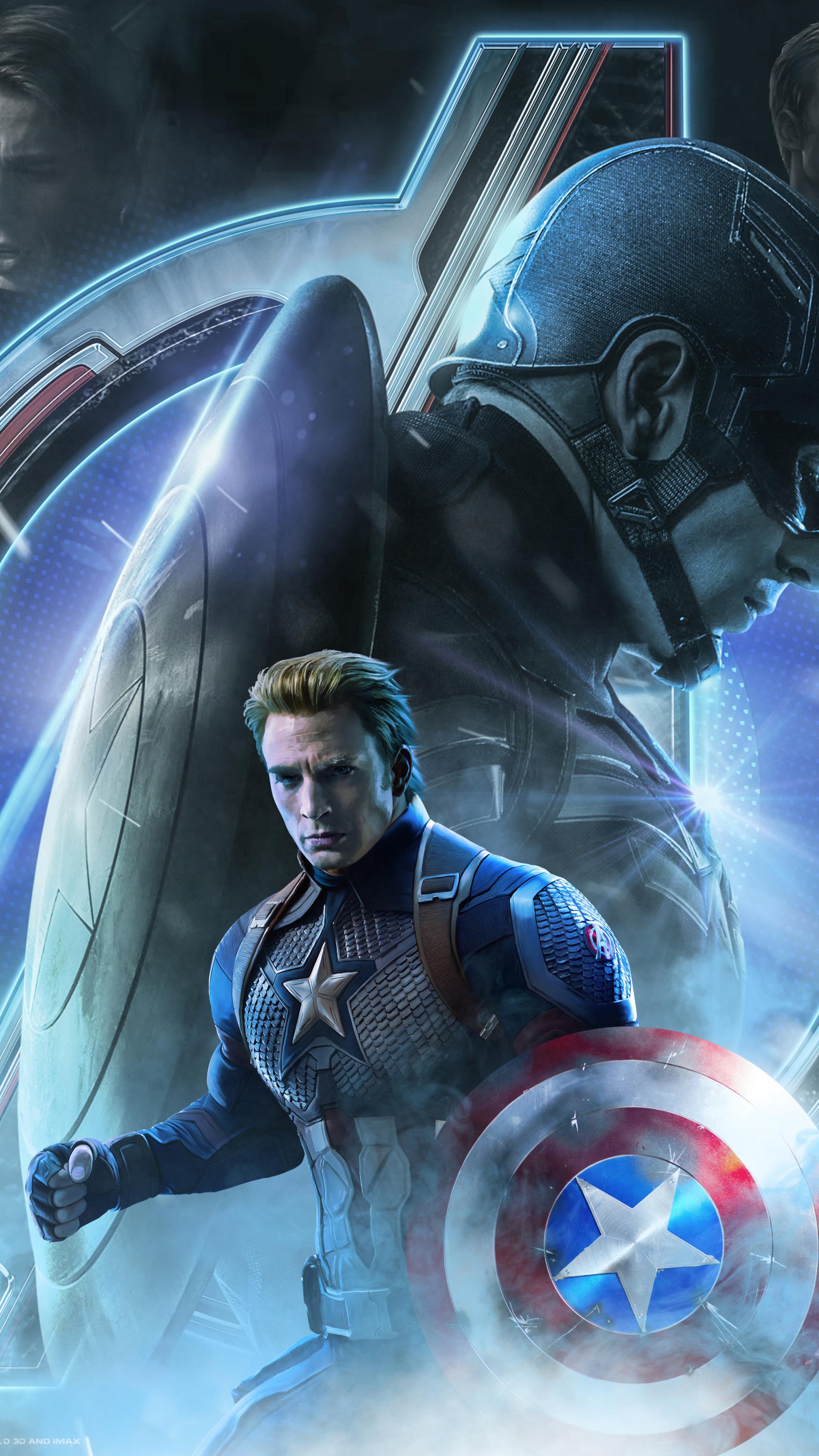 Download Avengers Endgame Wallpaper Final Battle Captain