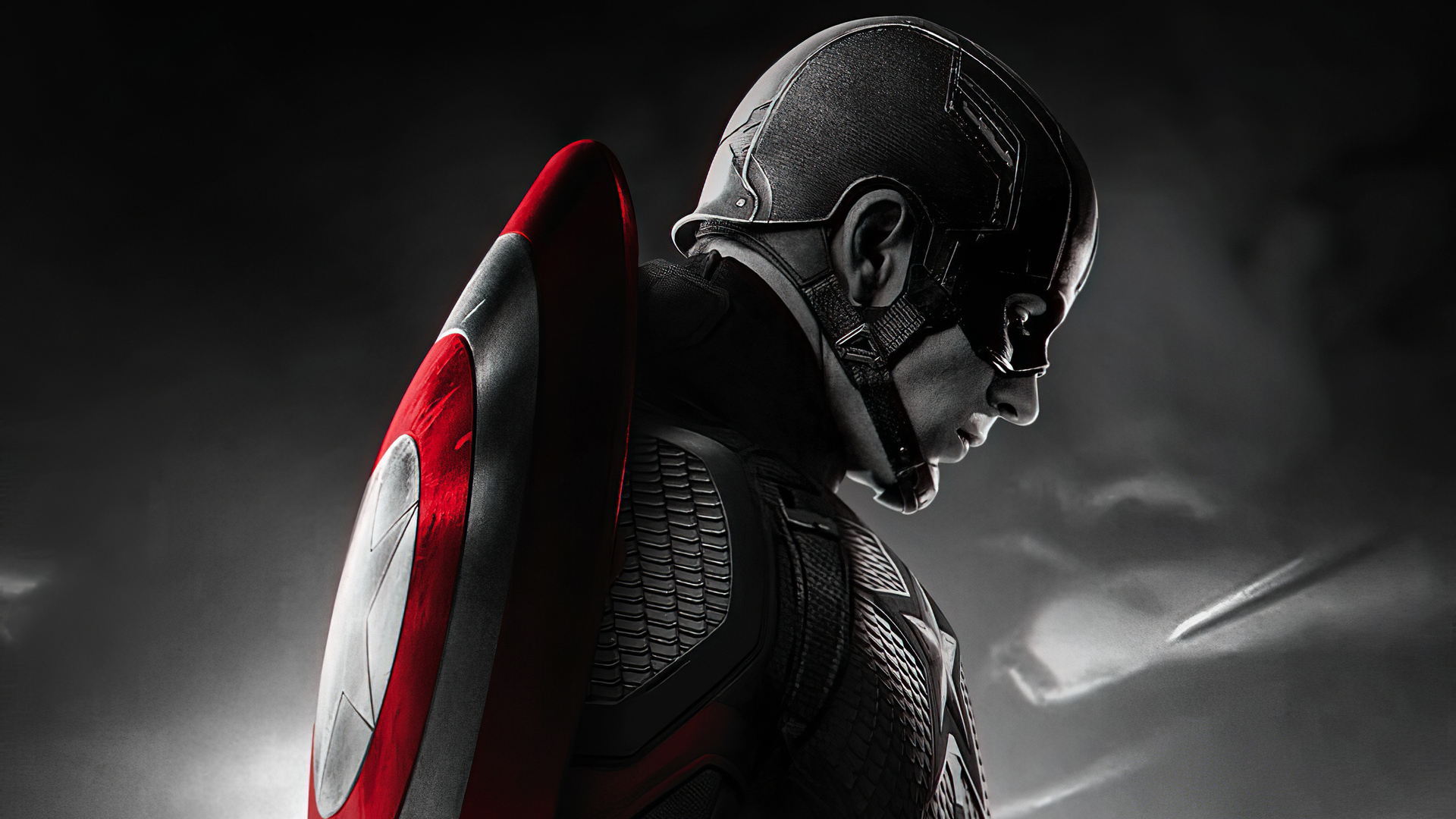 1920x1080 Captain America One Year 2020 Laptop Full HD ...
