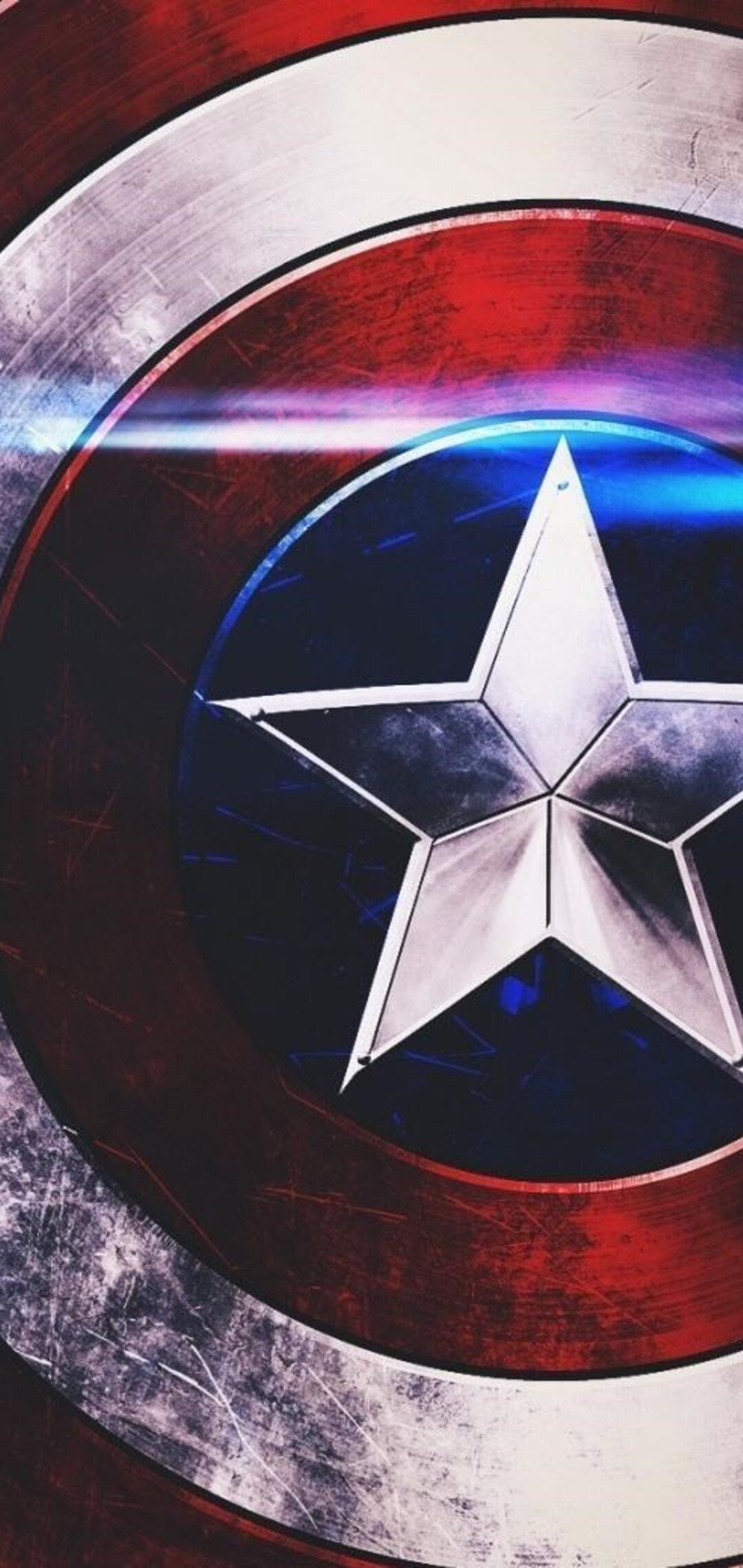 1080x2280 Captain America Shield One Plus 6 Huawei P20 Honor View 10