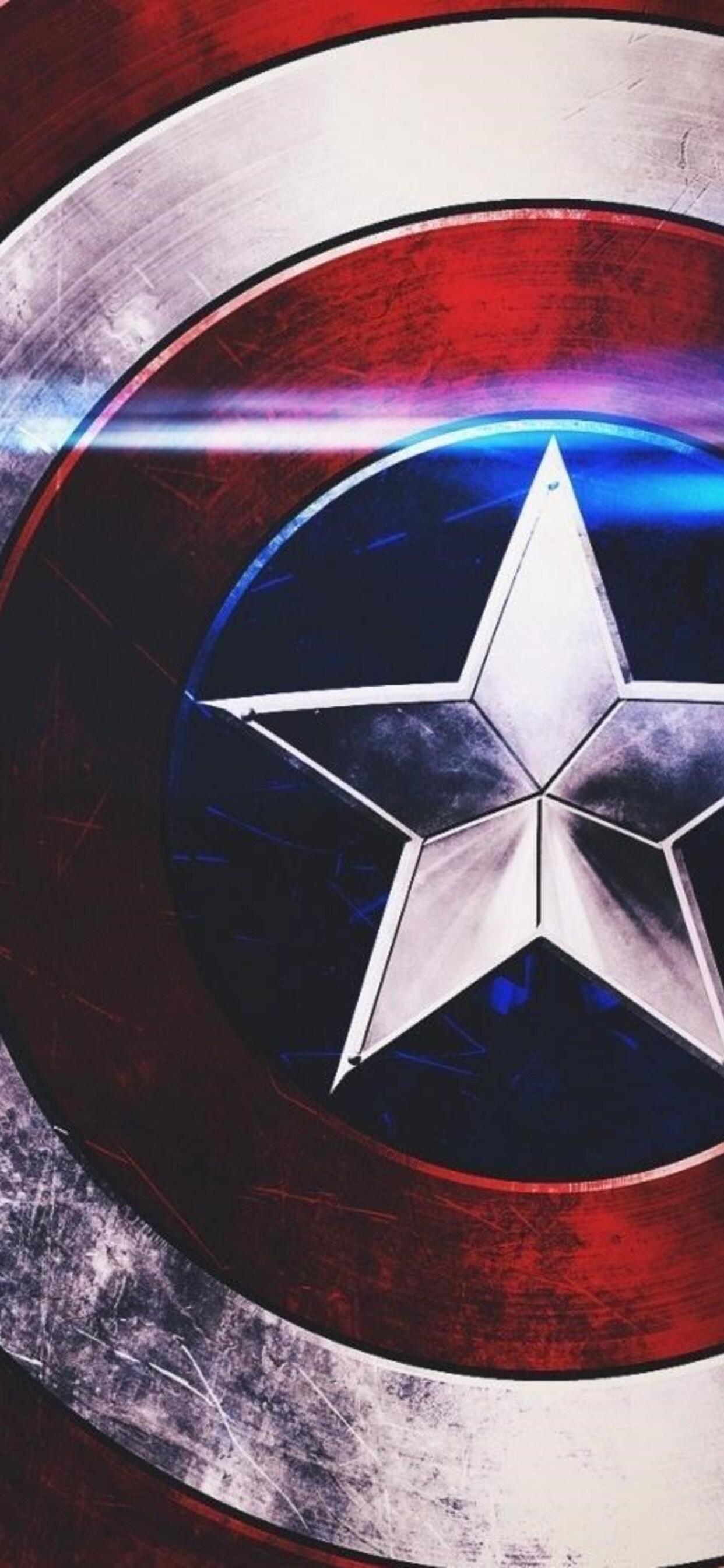 Top Five Captain America Shield Wallpapers Hd
