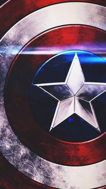 360x640 Captain America Shield 360x640 Resolution HD 4k Wallpapers, Images, Backgrounds, Photos and Pictures