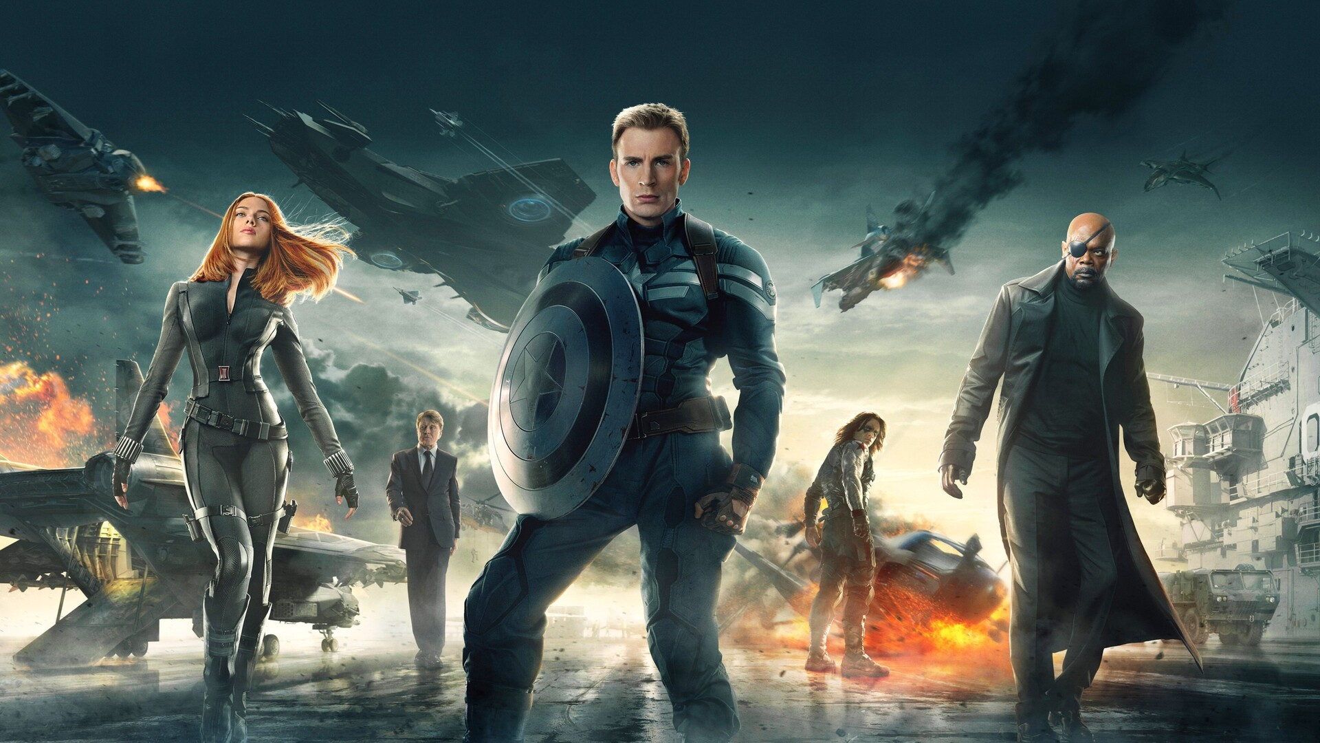 1920x1080 Captain America The Winter Soldier Laptop Full ...