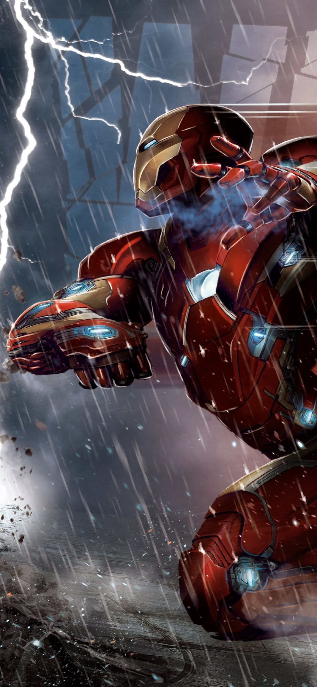 1242x2688 Captain America Vs Iron Man Comic 5k Iphone Xs Max Hd 4k