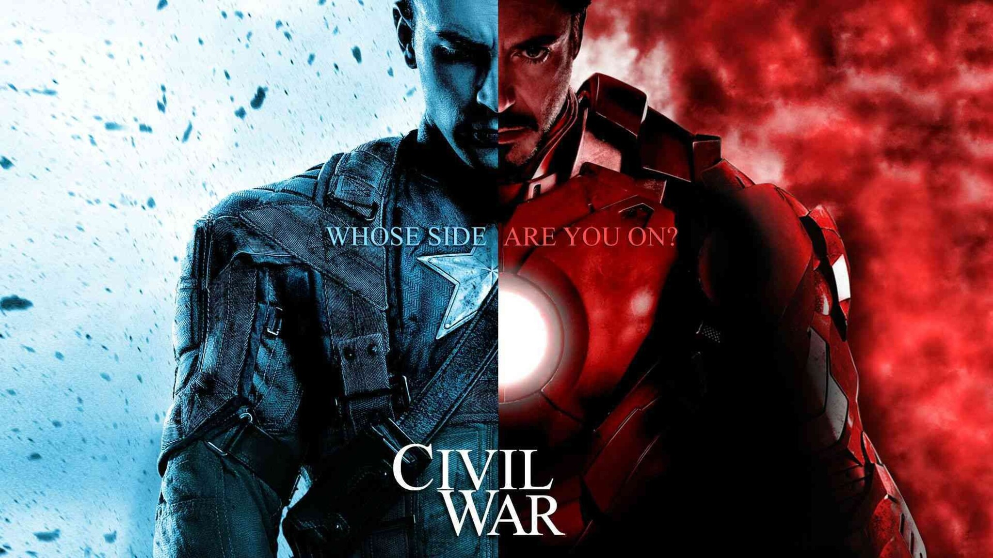 2048x1152 captain america vs iron man 2048x1152 resolution hd 4k