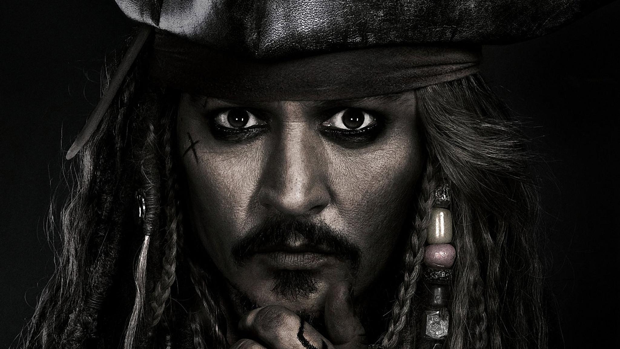 2048x1152 Captain Jack Sparrow Pirates Of The Caribbean
