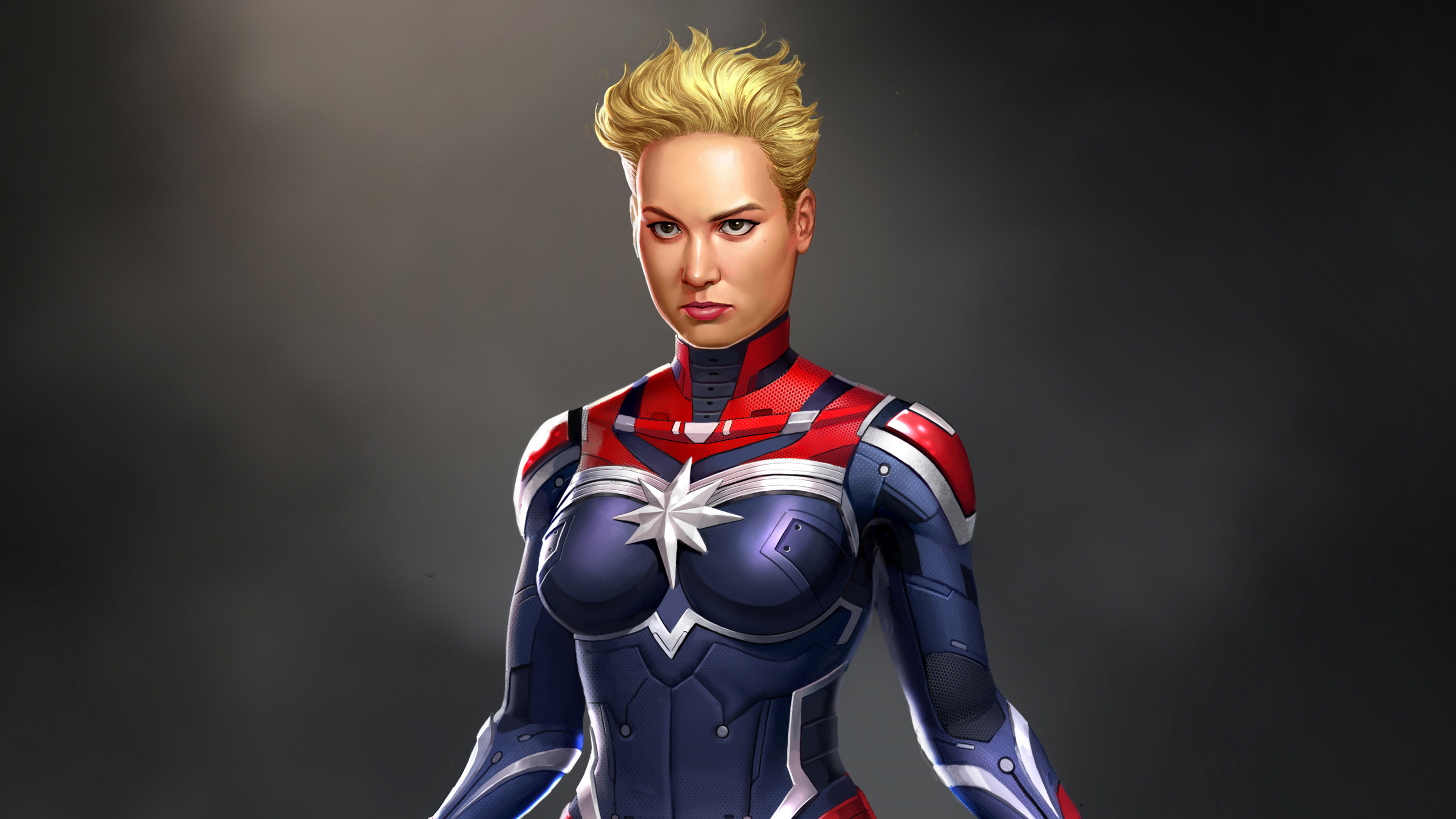 Captain Marvel New Haircut Which Haircut Suits My Face