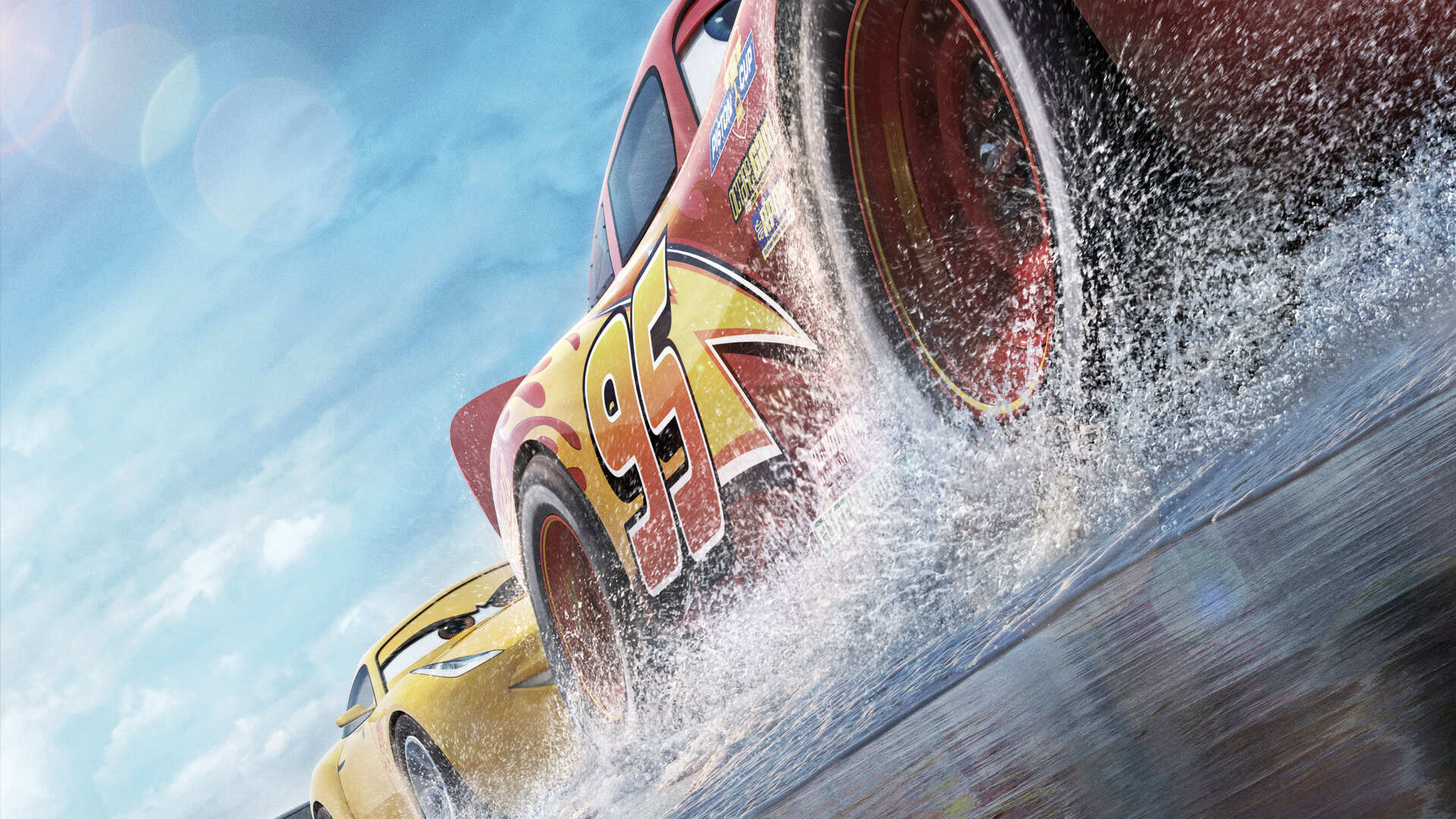 Cars Movie Hd Wallpapers 1080p Background Images