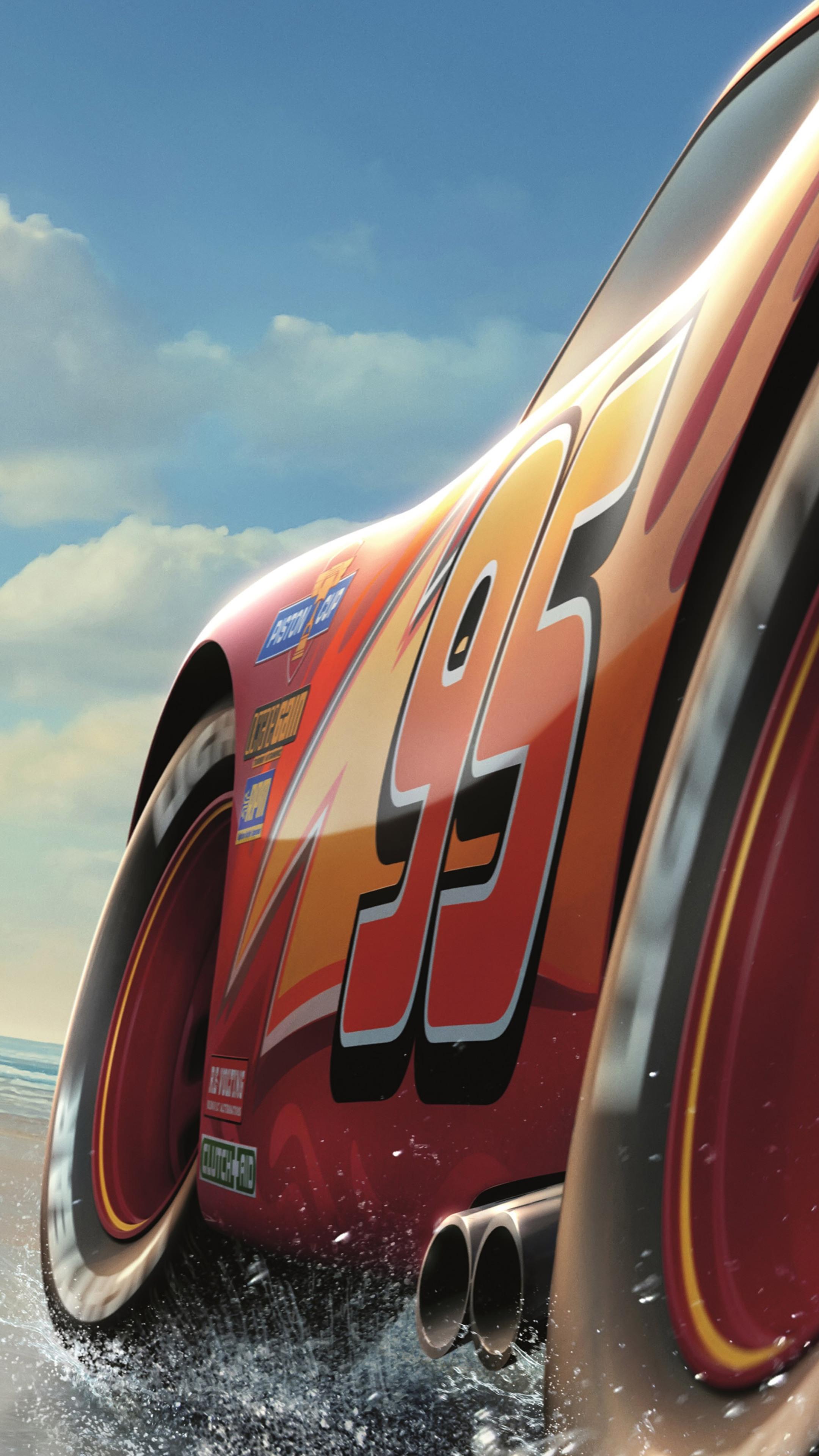 2160x3840 cars 3 8k disney movie sony xperia x xz z5 - Disney cars 3 wallpaper ...
