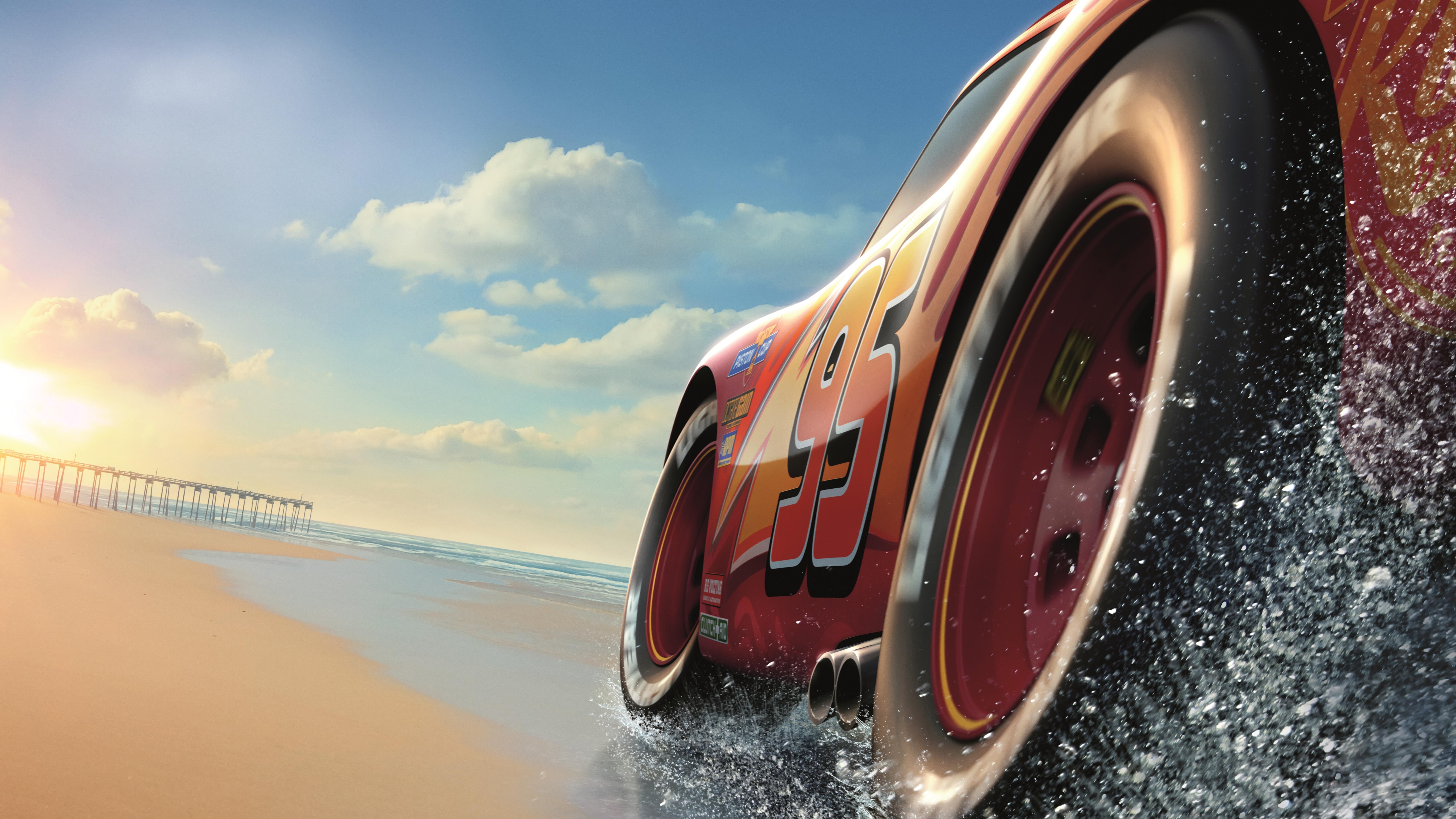 7680x4320 Cars 3 8k Disney Movie 8k HD 4k Wallpapers, Images