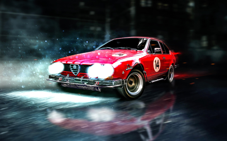 2880x1800 Cars Digital Art 4k Macbook Pro Retina HD 4k ...