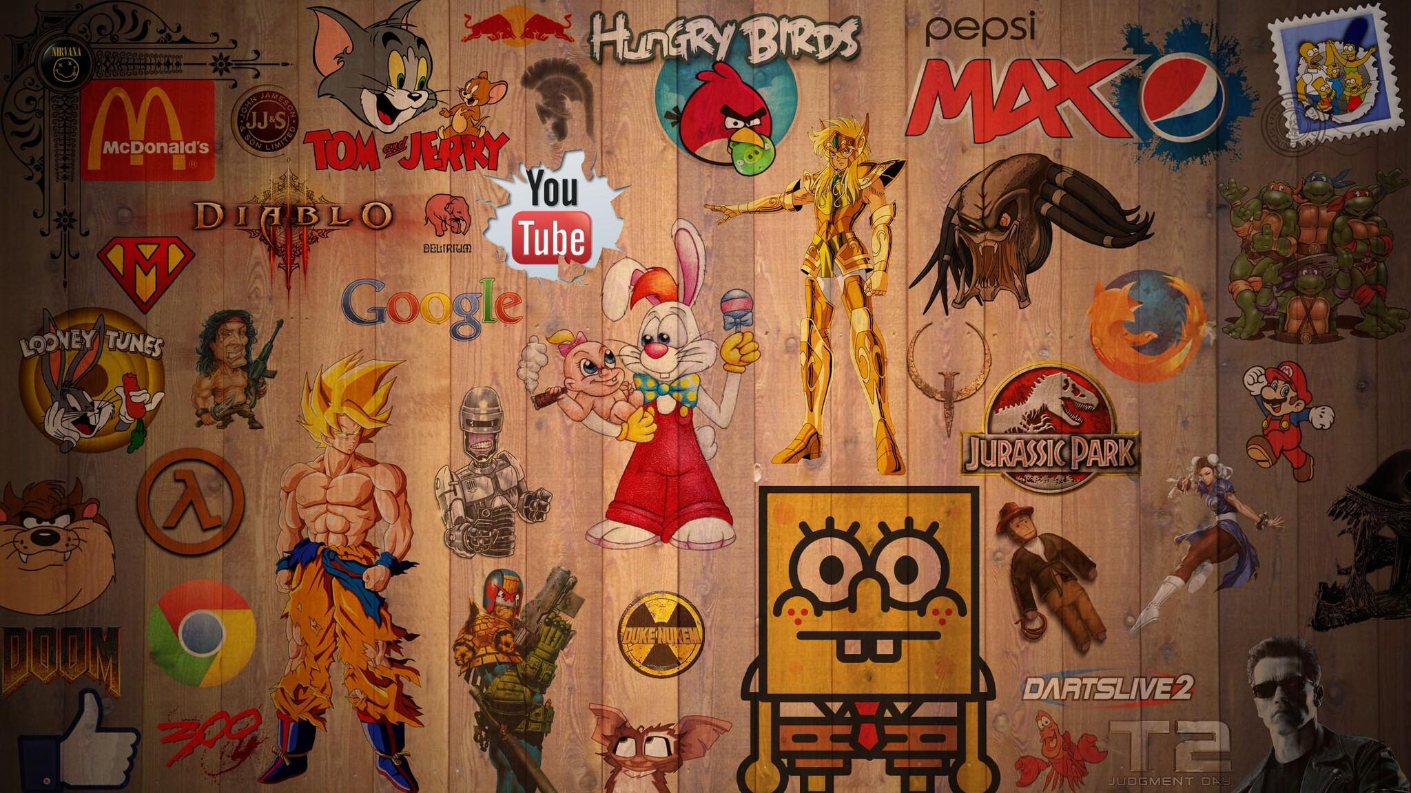 2048x1152 Cartoons 2048x1152 Resolution Hd 4k Wallpapers