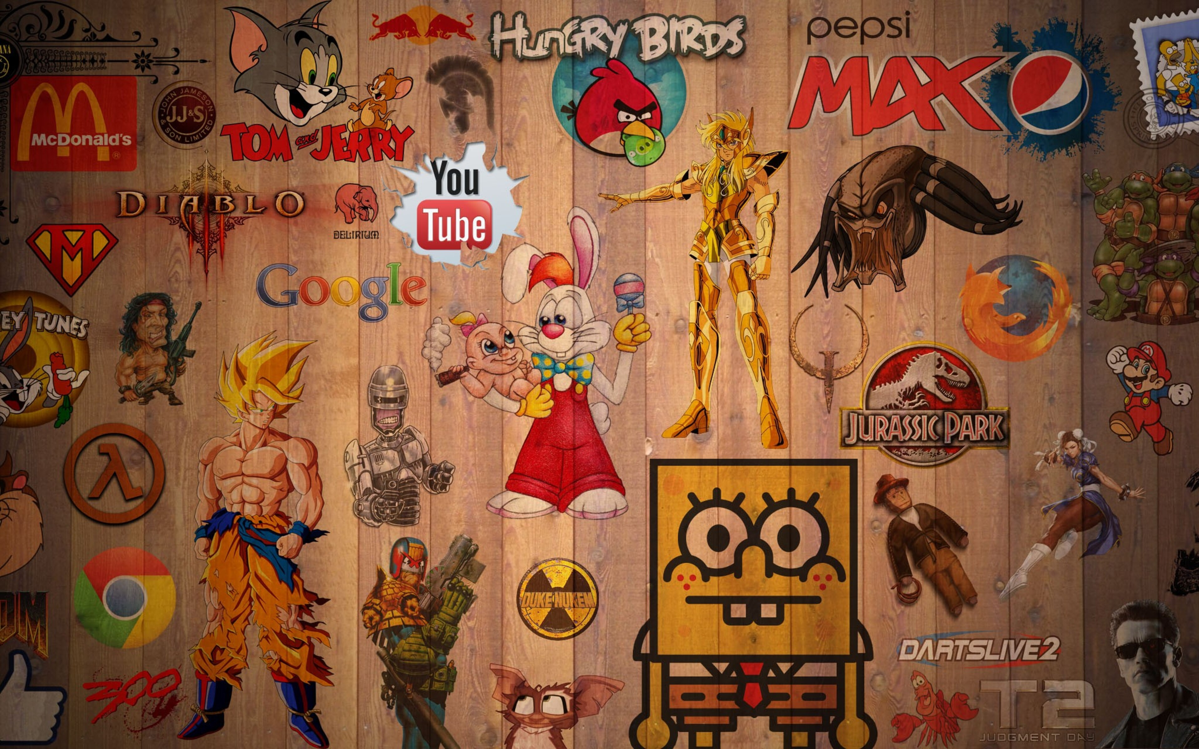 3840x2400 Cartoons 4k HD 4k Wallpapers, Images ...