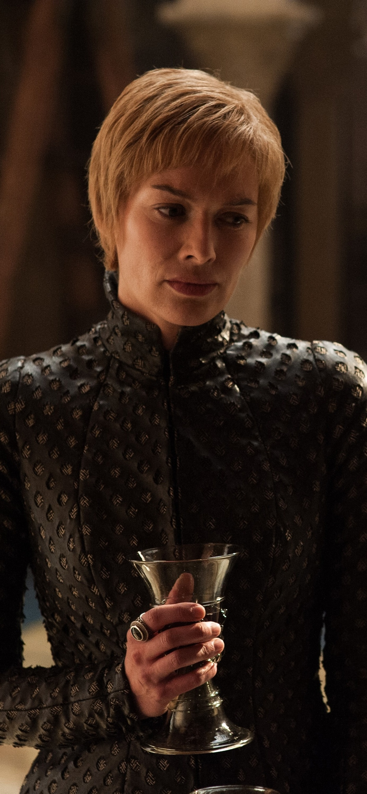 1242x2688 Cersei Lannister Game Of Thrones Season 7 Iphone