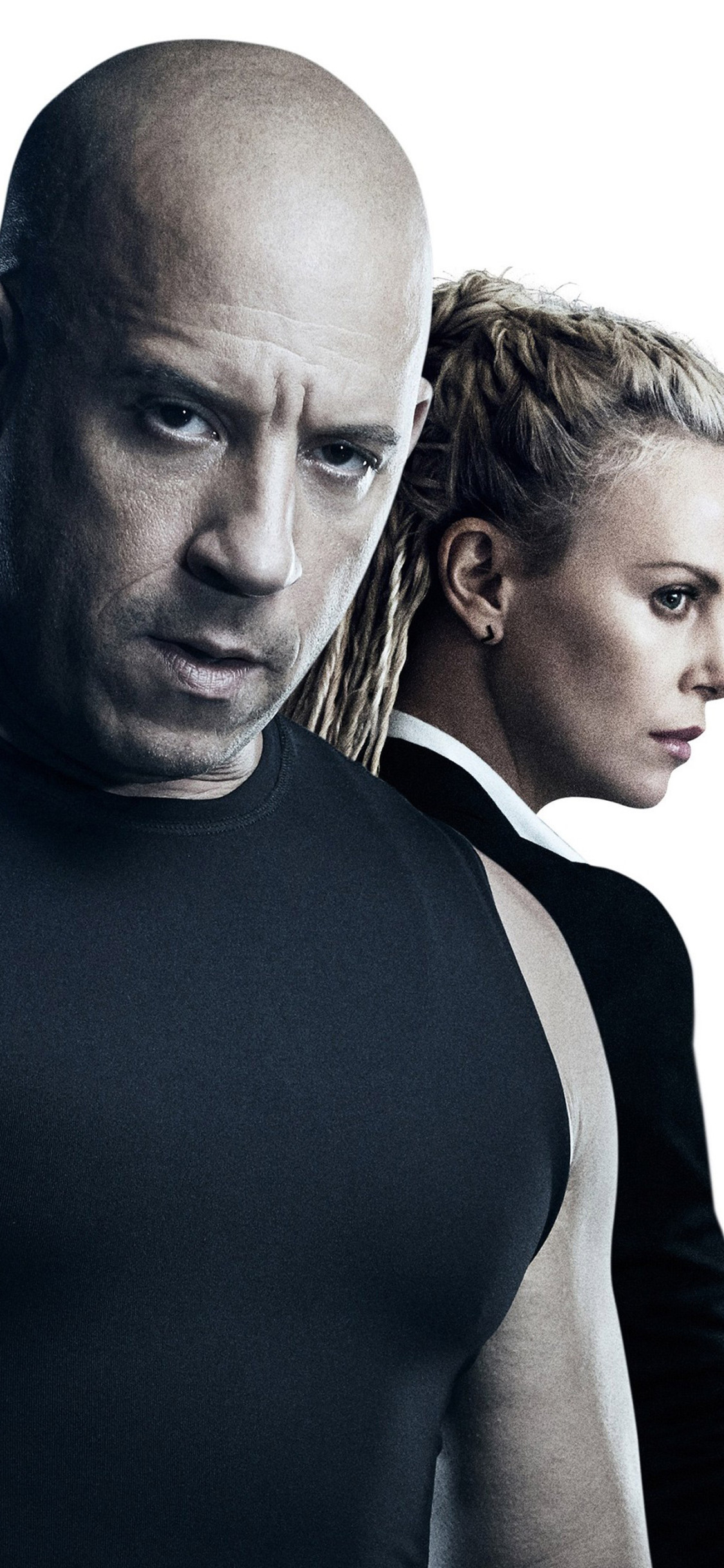 Charlize Theron Vin Diesel The Fate Of