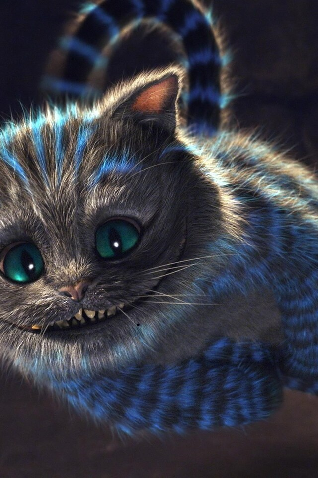 640x960 Cheshire Cat Iphone 4 Iphone 4s Hd 4k Wallpapers Images