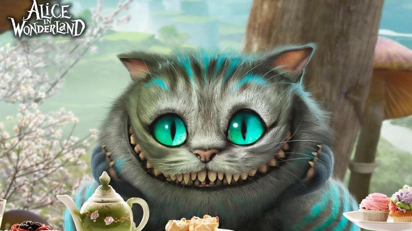 1366x768 Cheshire Cat Alice In Wonderland 1366x768 Resolution Hd