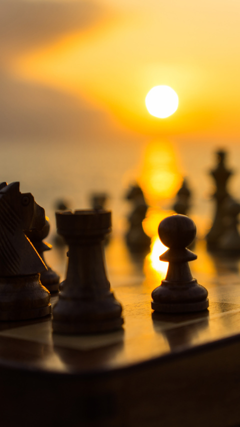 480x854 Chess 8k Android One HD 4k Wallpapers, Images ...