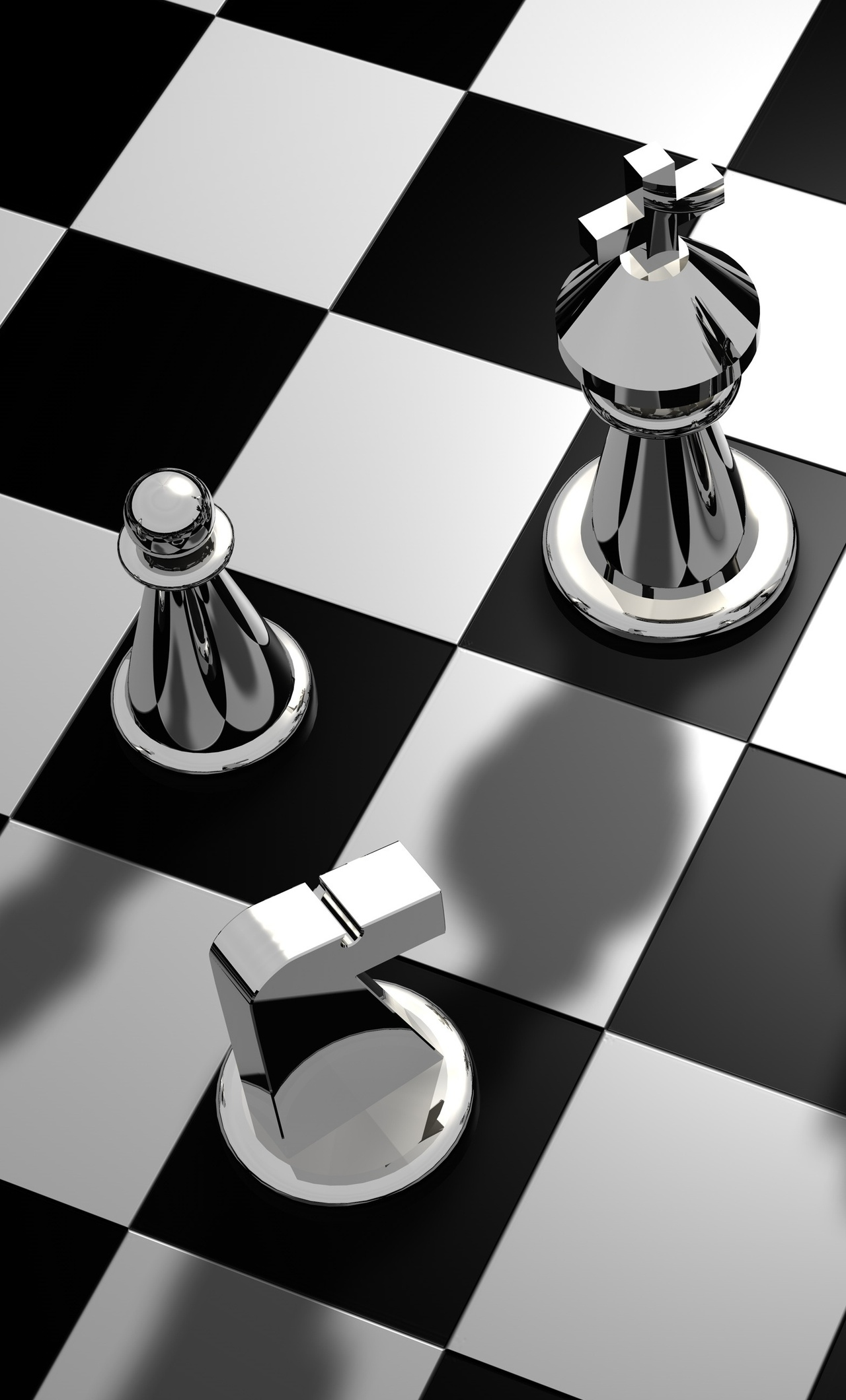 1280x2120 Chess Pieces Iphone 6 Hd 4k Wallpapers Images