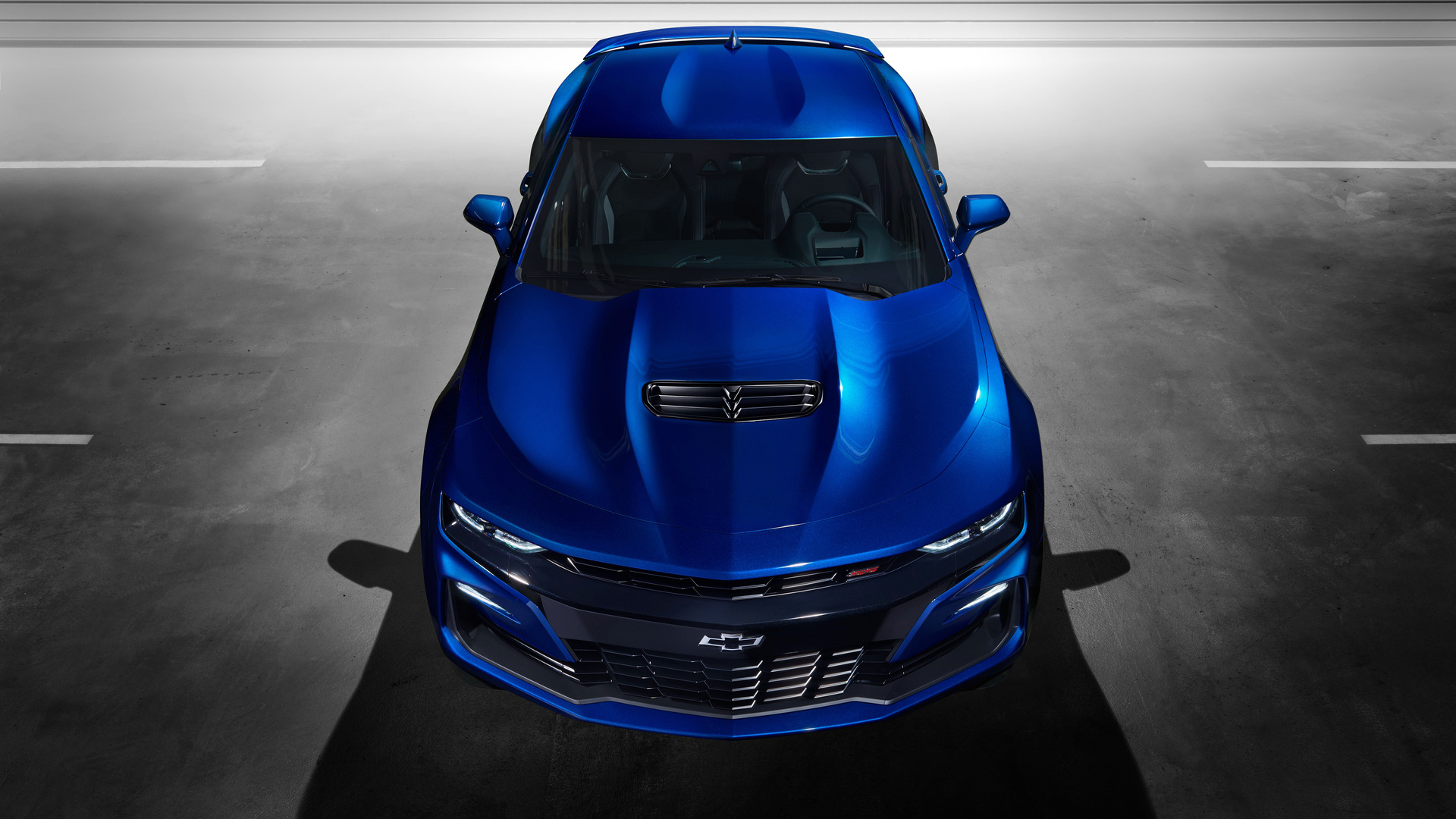 Chevrolet Camaro SS 2018 Laptop Full HD 1080P HD 4k