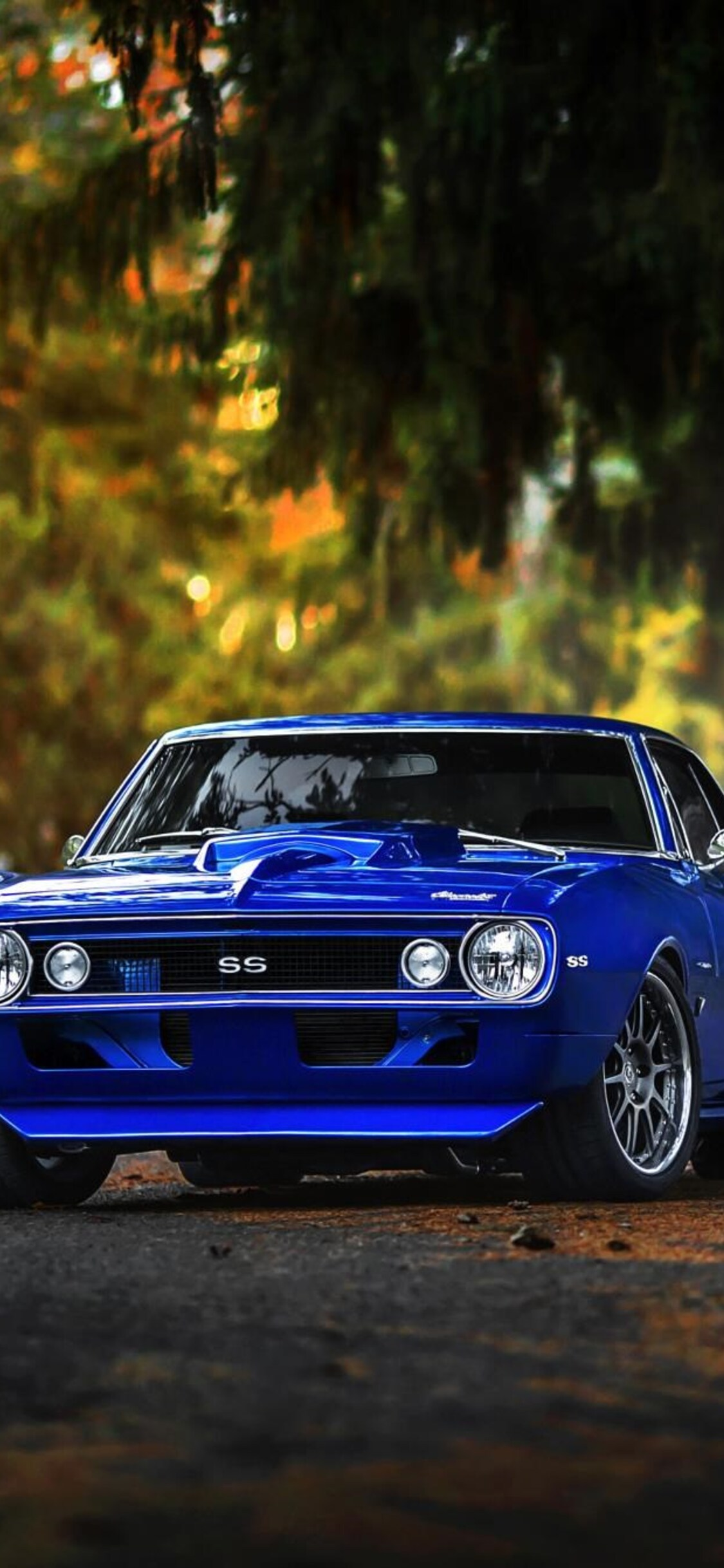 1125x2436 Chevrolet Camaro Ss Muscle Car Iphone Xs Iphone 10 Iphone