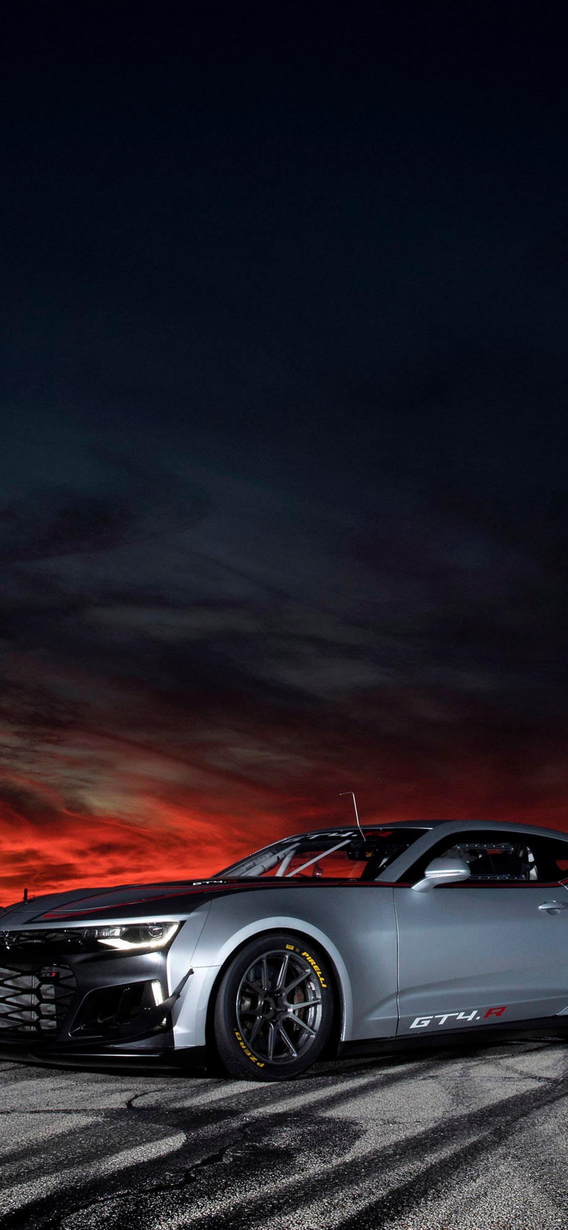 1125x2436 Chevrolet Camaro Zl1 1le Gt4 R 2017 Iphone Xs Iphone 10