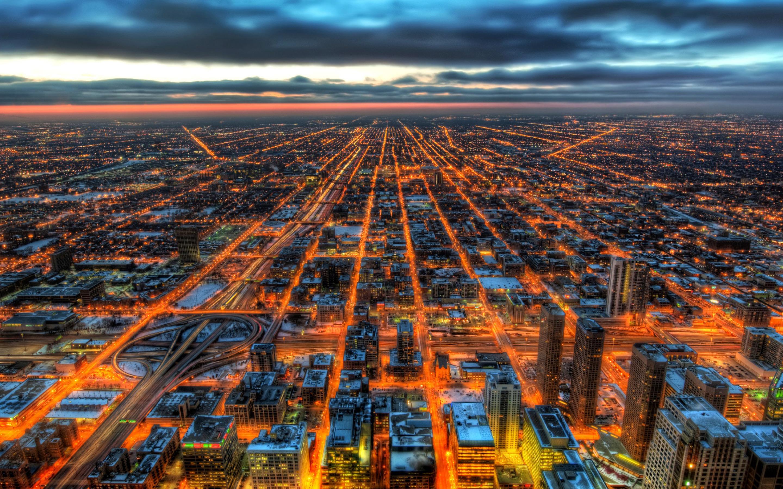 2880x1800 Chicago HDR Macbook Pro Retina HD 4k Wallpapers ...