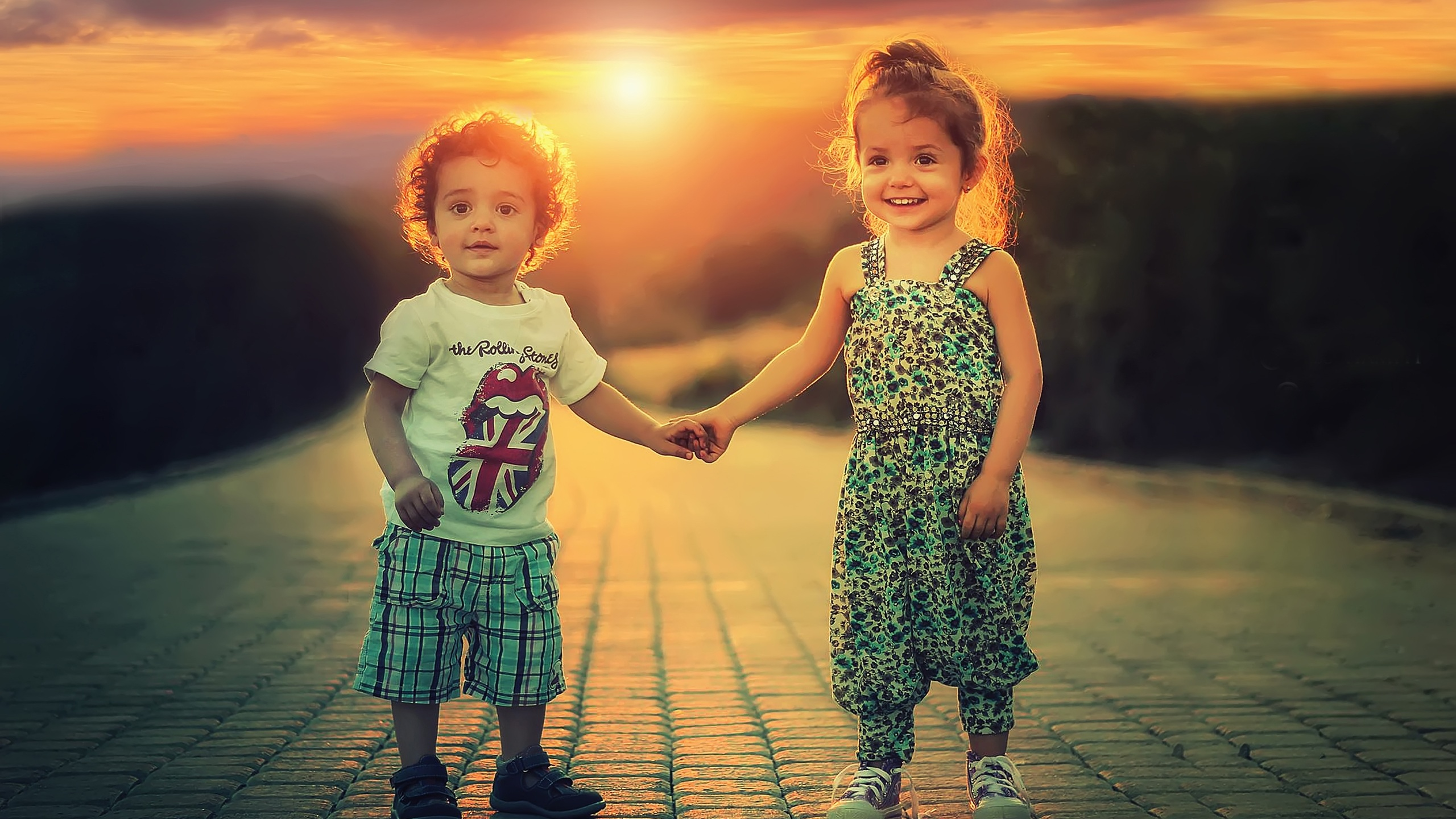2560x1440 Children Happiness Portrait 5k 1440p Resolution Hd 4k Wallpapers Images Backgrounds Photos And Pictures