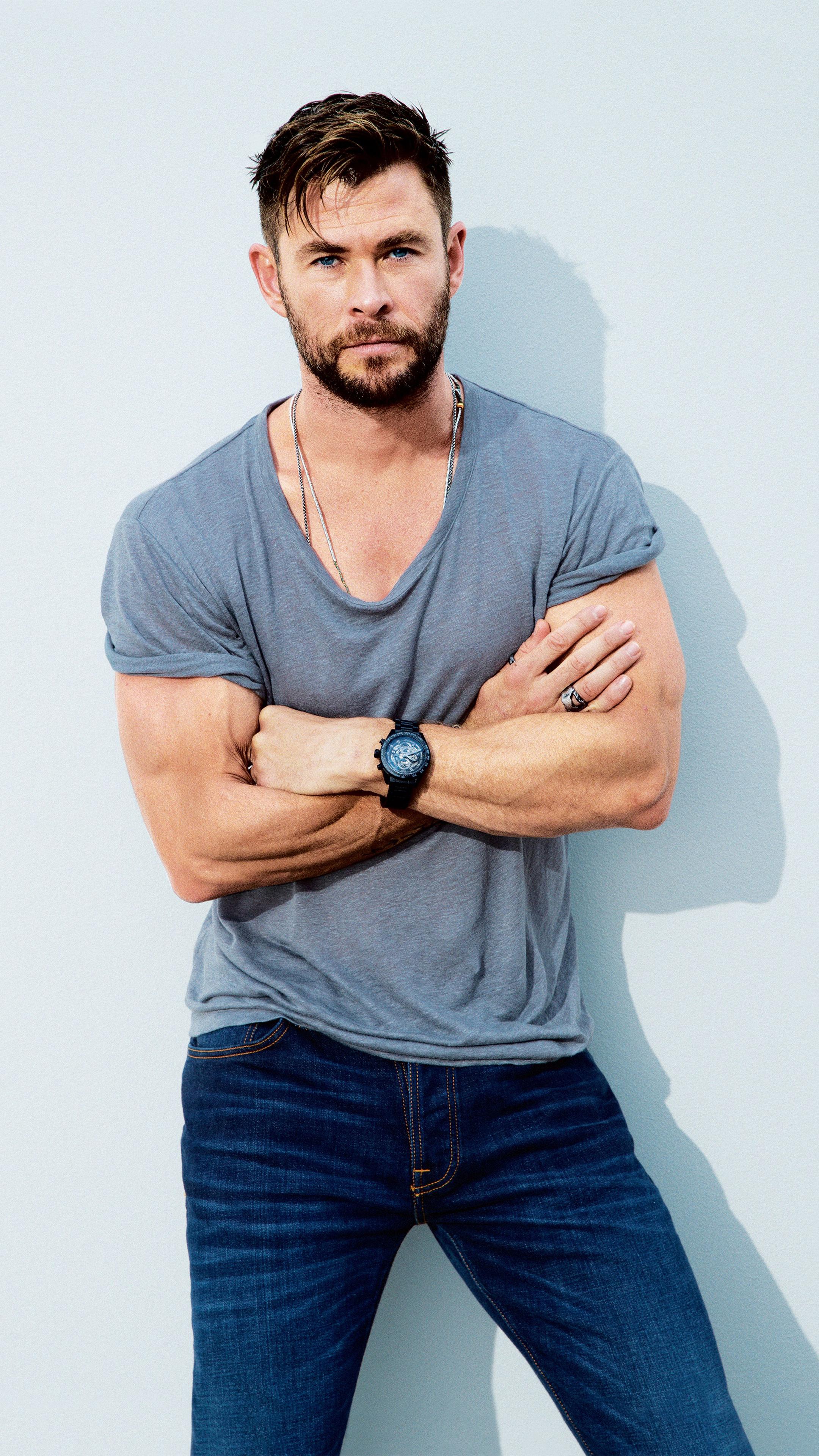2160x3840 Chris Hemsworth Mens Health 2019 Sony Xperia X ...