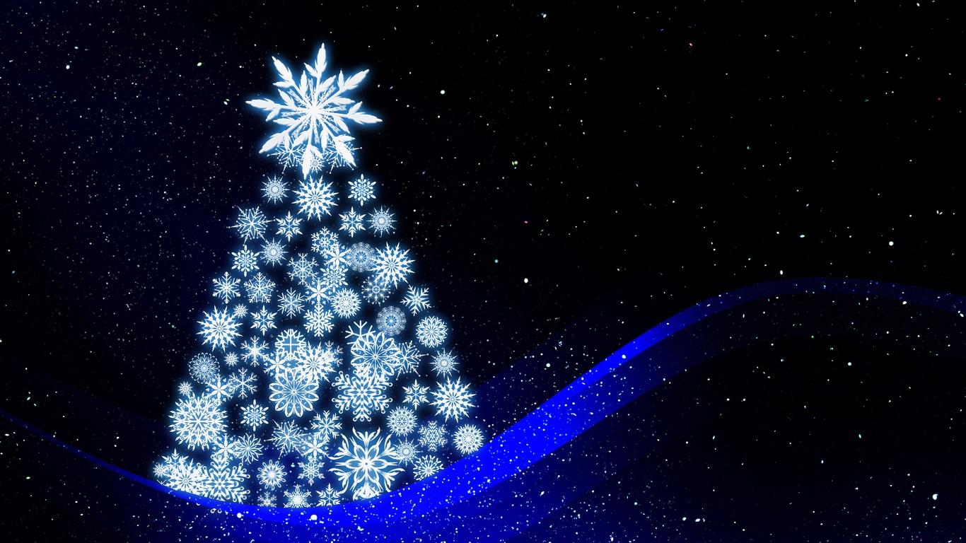 christmas wallpaper 1366x768