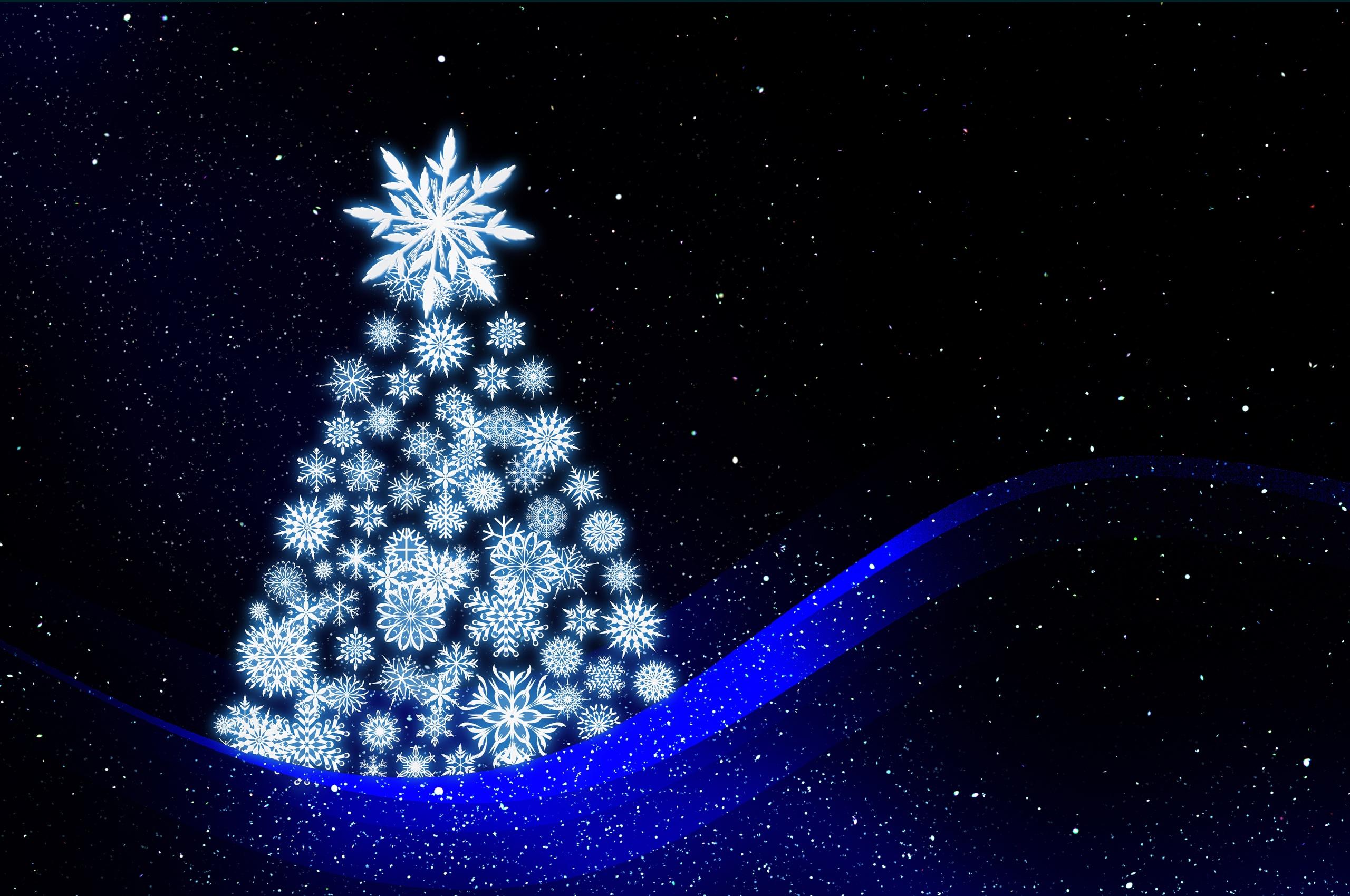 Top Wallpaper Christmas Chromebook - christmas-tree-lights-illustrations-1w-2560x1700  2018_23488 .jpg